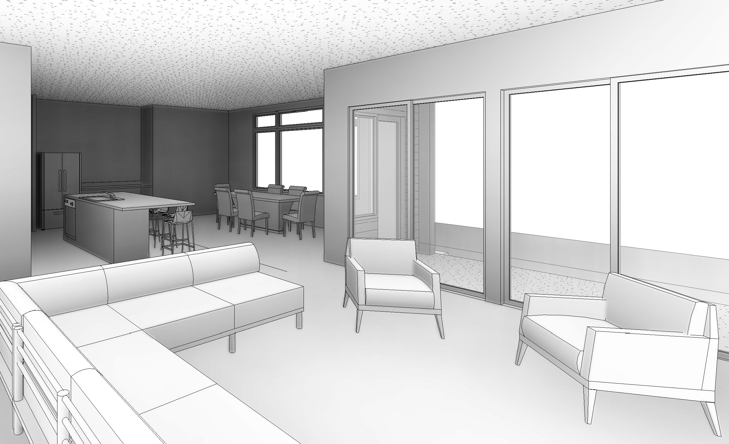 Hyde Residence CD - 3D View - LIVING ROOM - KITCHEN - DINING.jpg