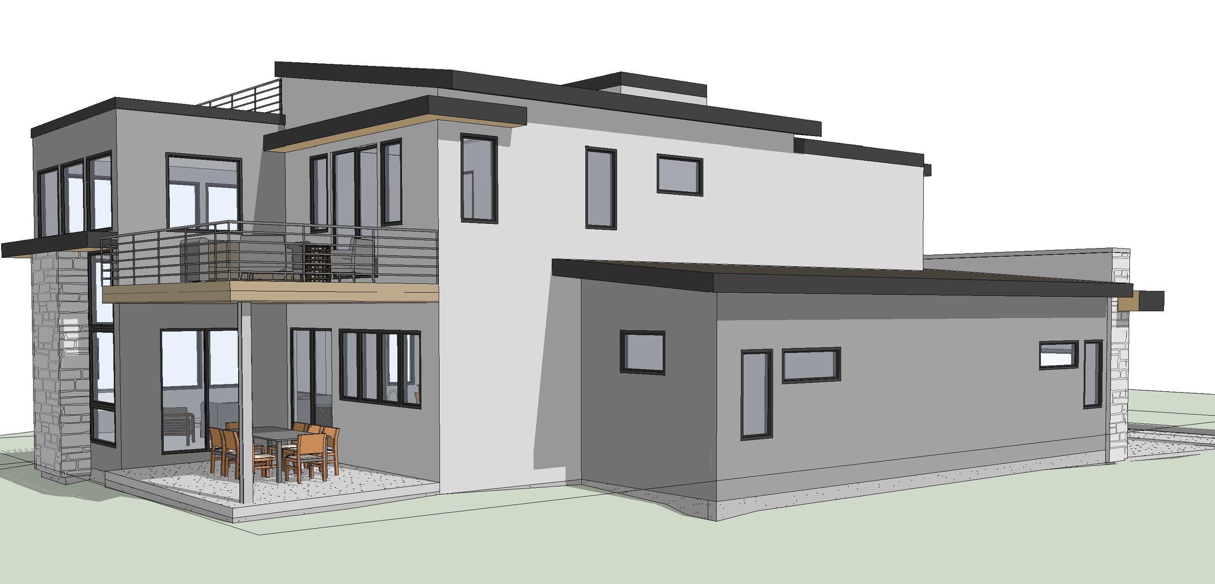 W Grange Lot 1-4 - 3D View - LEFT SIDE 2.jpg