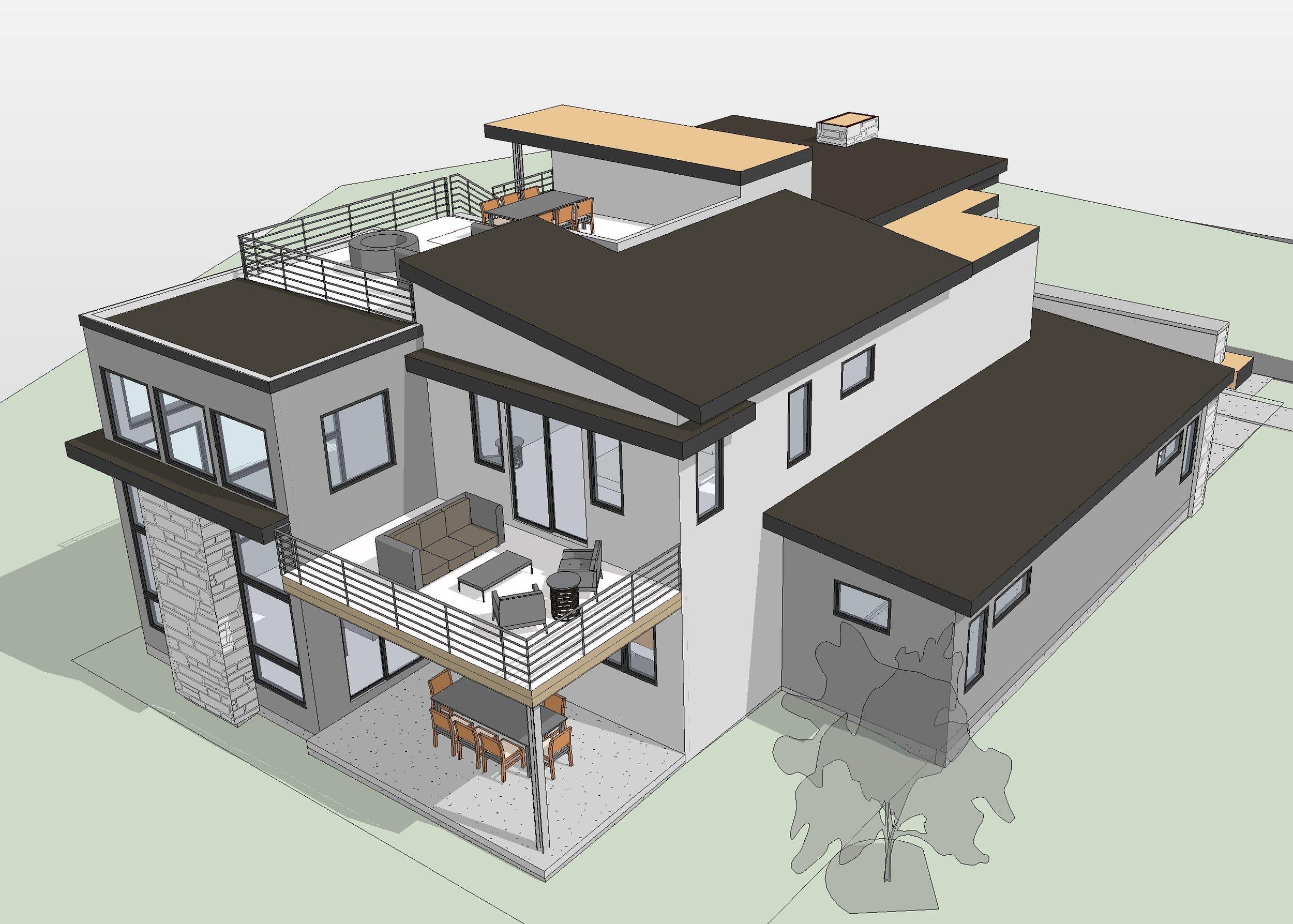 W Grange Lot 1-4 - 3D View - REAR DECKS 2.jpg