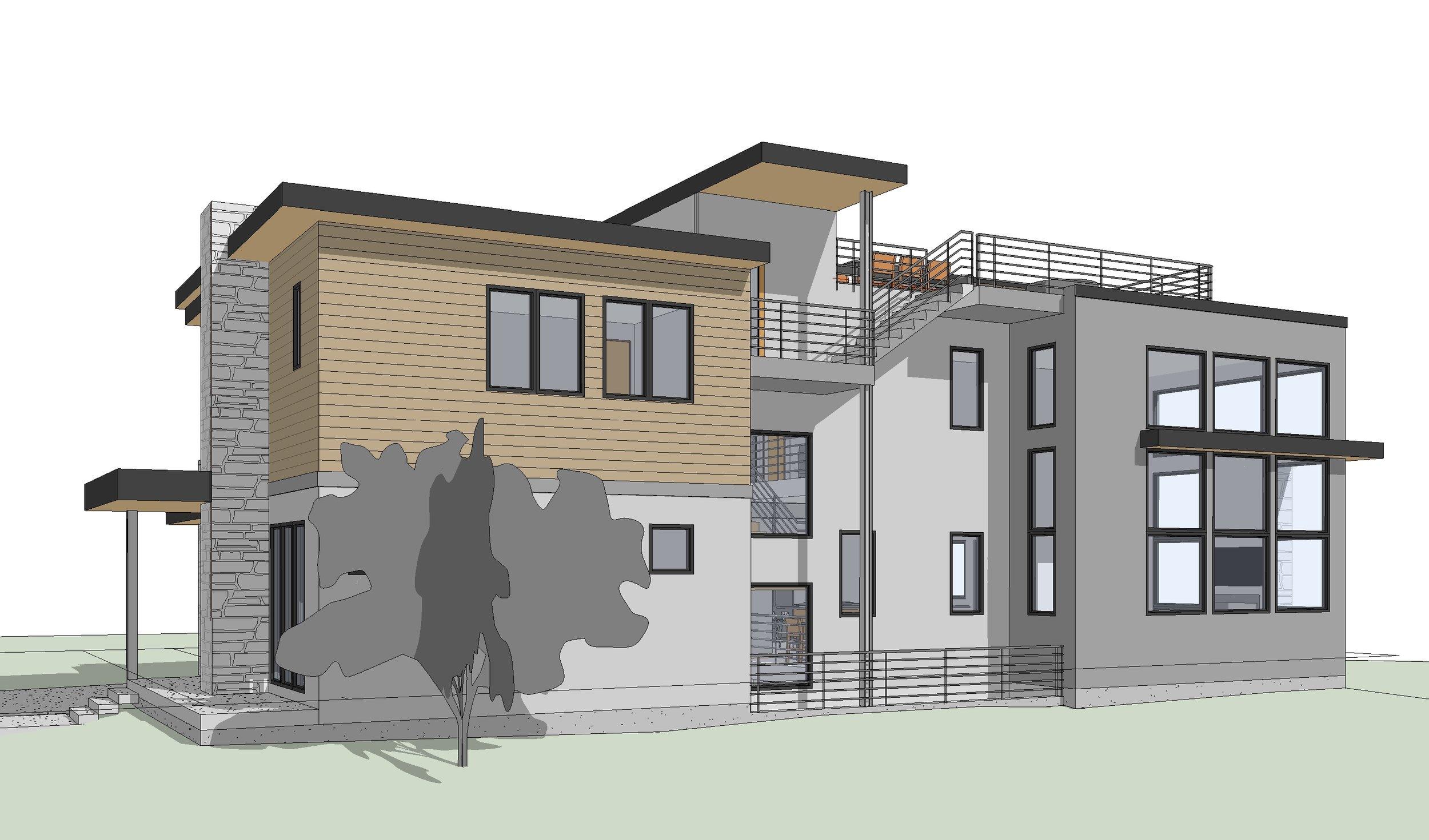 W Grange Lot 1-4 - 3D View - RIGHT SIDE.jpg