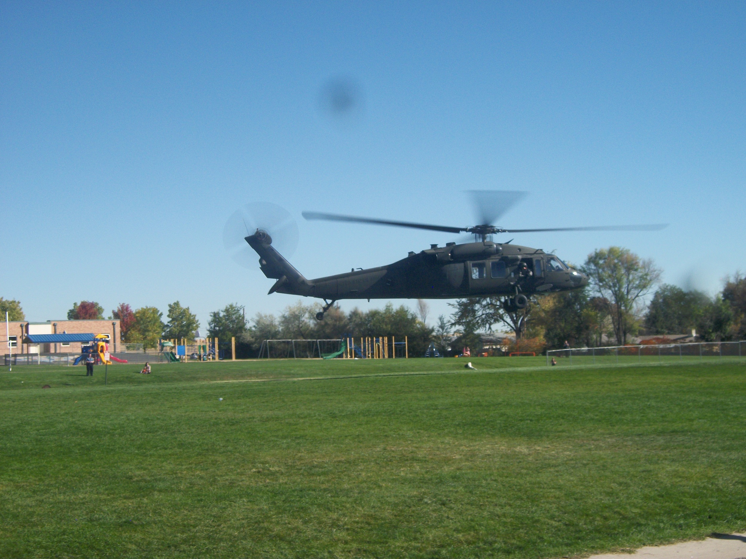 2015 Red Ribbon - lift off from Shaw Hgts MS 015.jpg