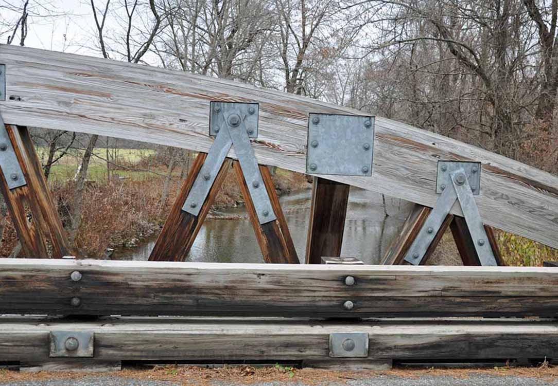 Pumpkin Hollow Road bridge