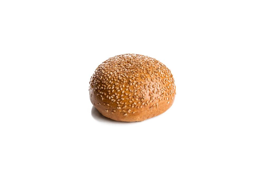 Brioche Bun with Sesame