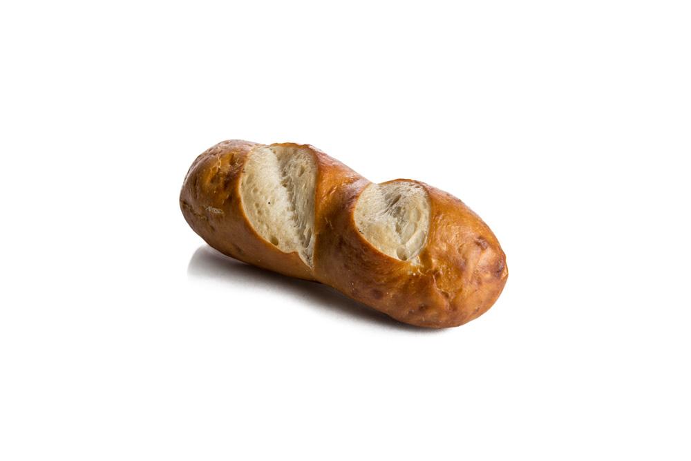 Pretzel Sausage Bun