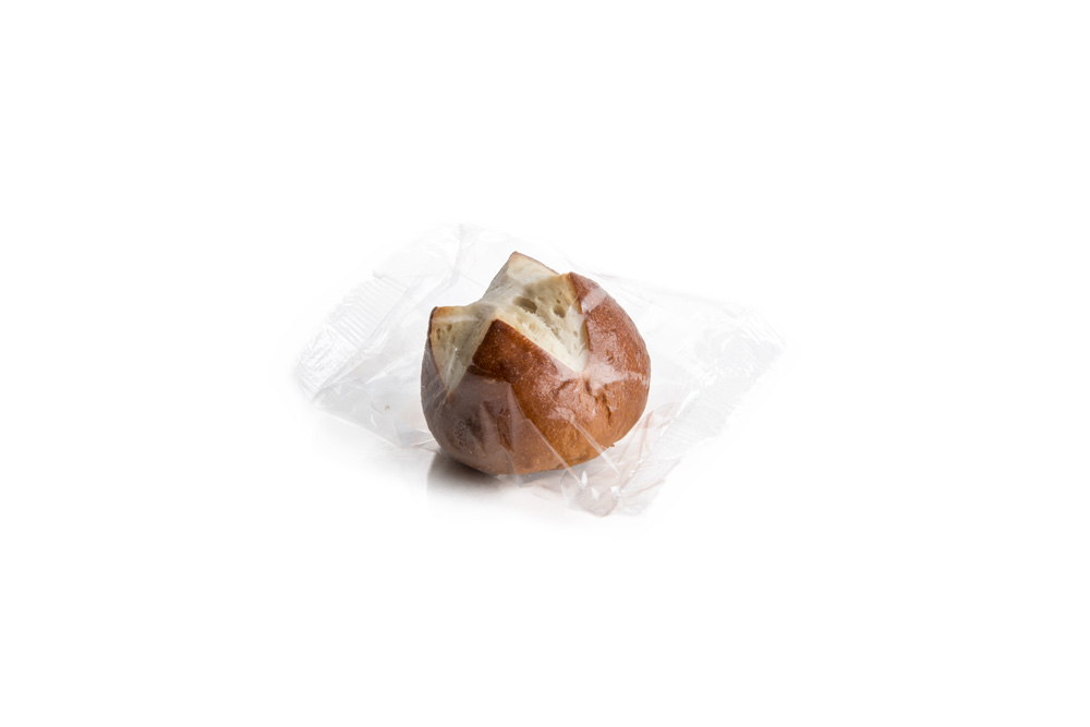 Pretzel Roll (Individually Wrapped)