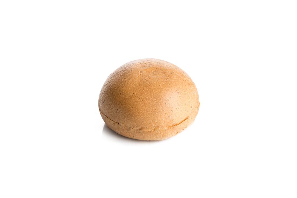 Vegan White Country Burger Bun (sliced)
