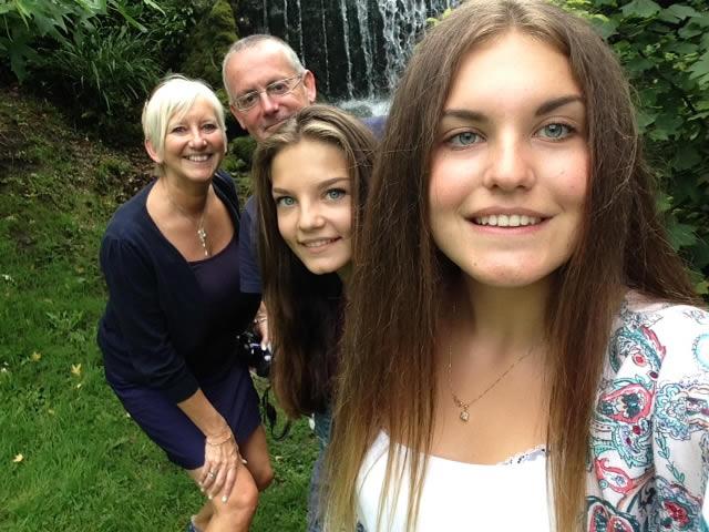 Famille d'accueil Nouvelle-Zelande