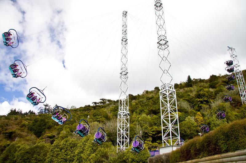 Skyswing © Skylin Rotorua