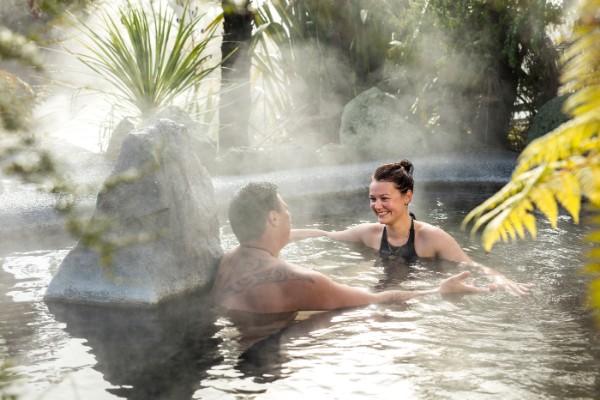© Waikite Valley Thermal Pools
