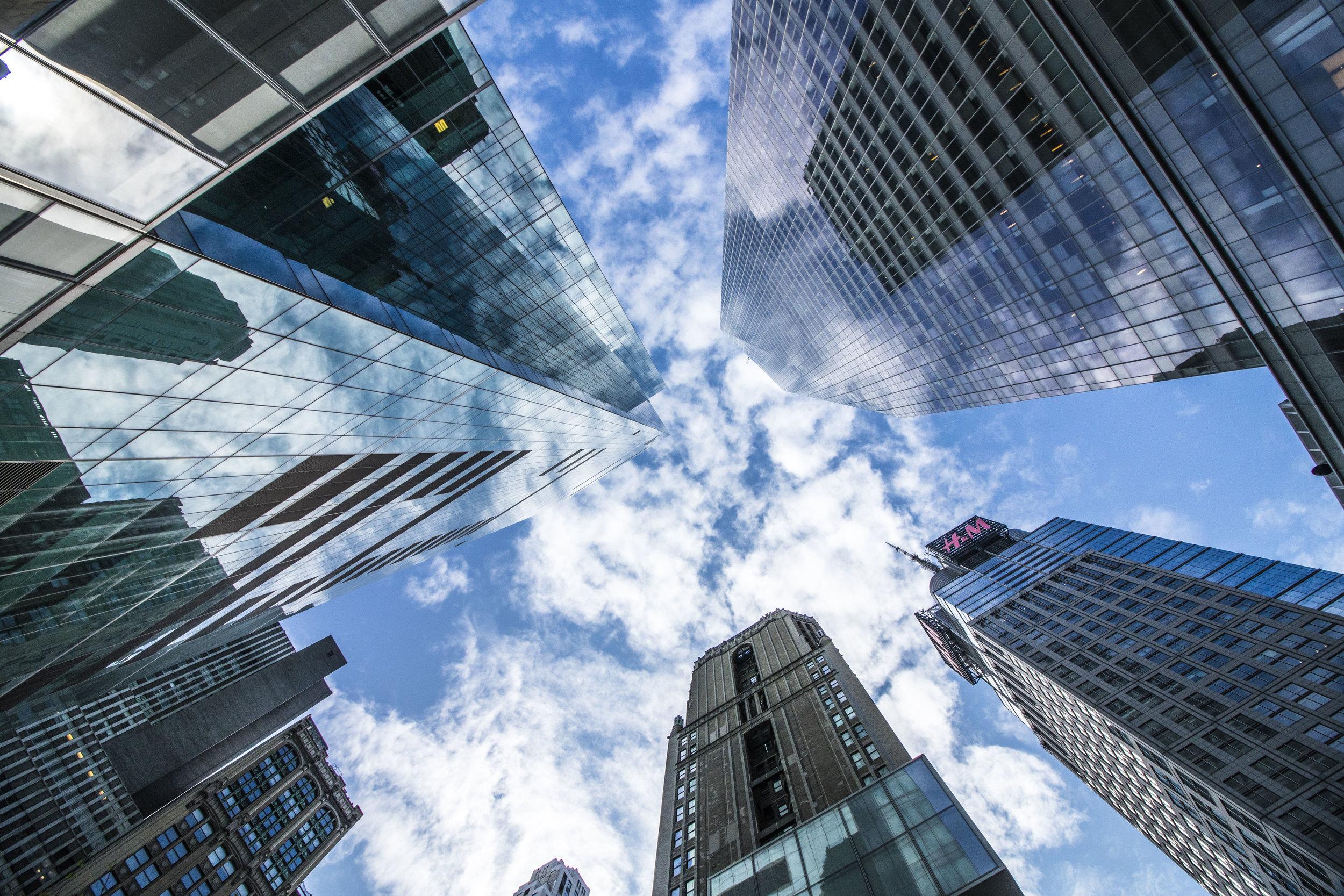 bâtiments commerciaux