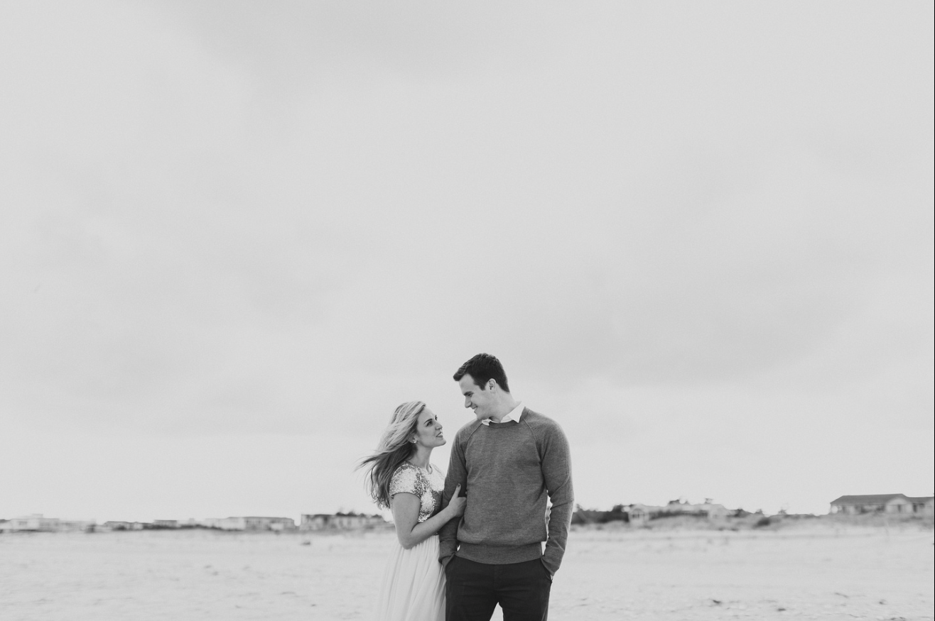 Most wedding packages these day include an engagement session to get comfortable with being in front of the camera. Our photographer,  Samantha of Samantha Jay Photo,  was highly recommended to us - she is AMAZING. One of the most important things is to feel comfortable and relaxed with your photographer!