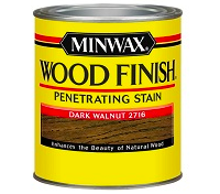Minwax Stain - My favorite is called
