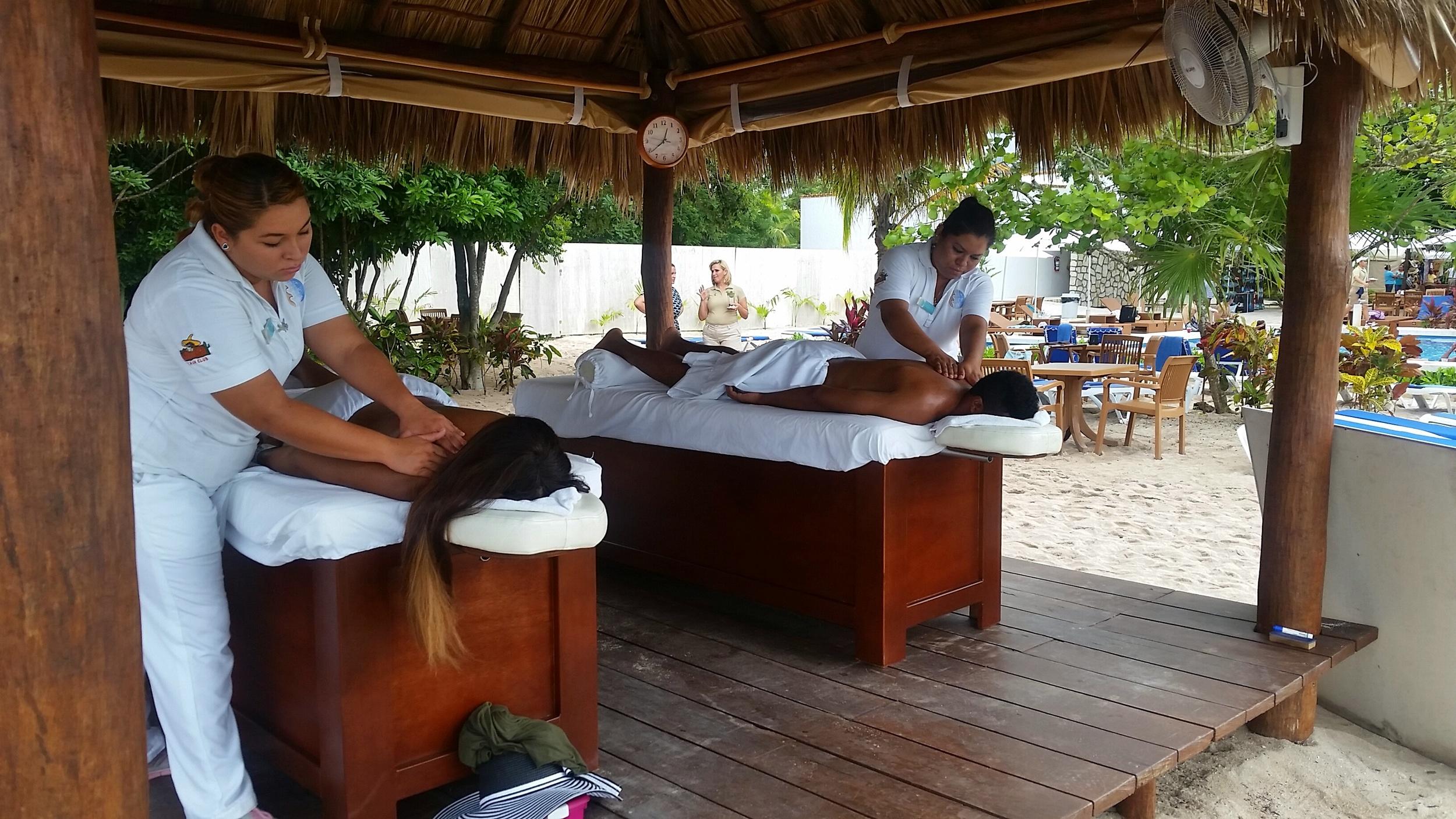 Mr. Sancho's Massage Hut