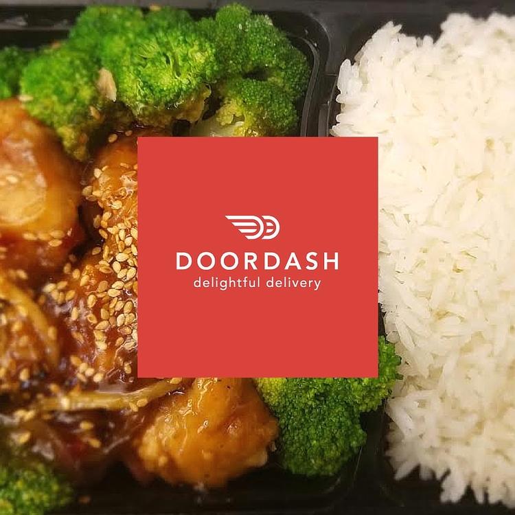 Delivery with #DoordashDFW! — BusybeingShasha