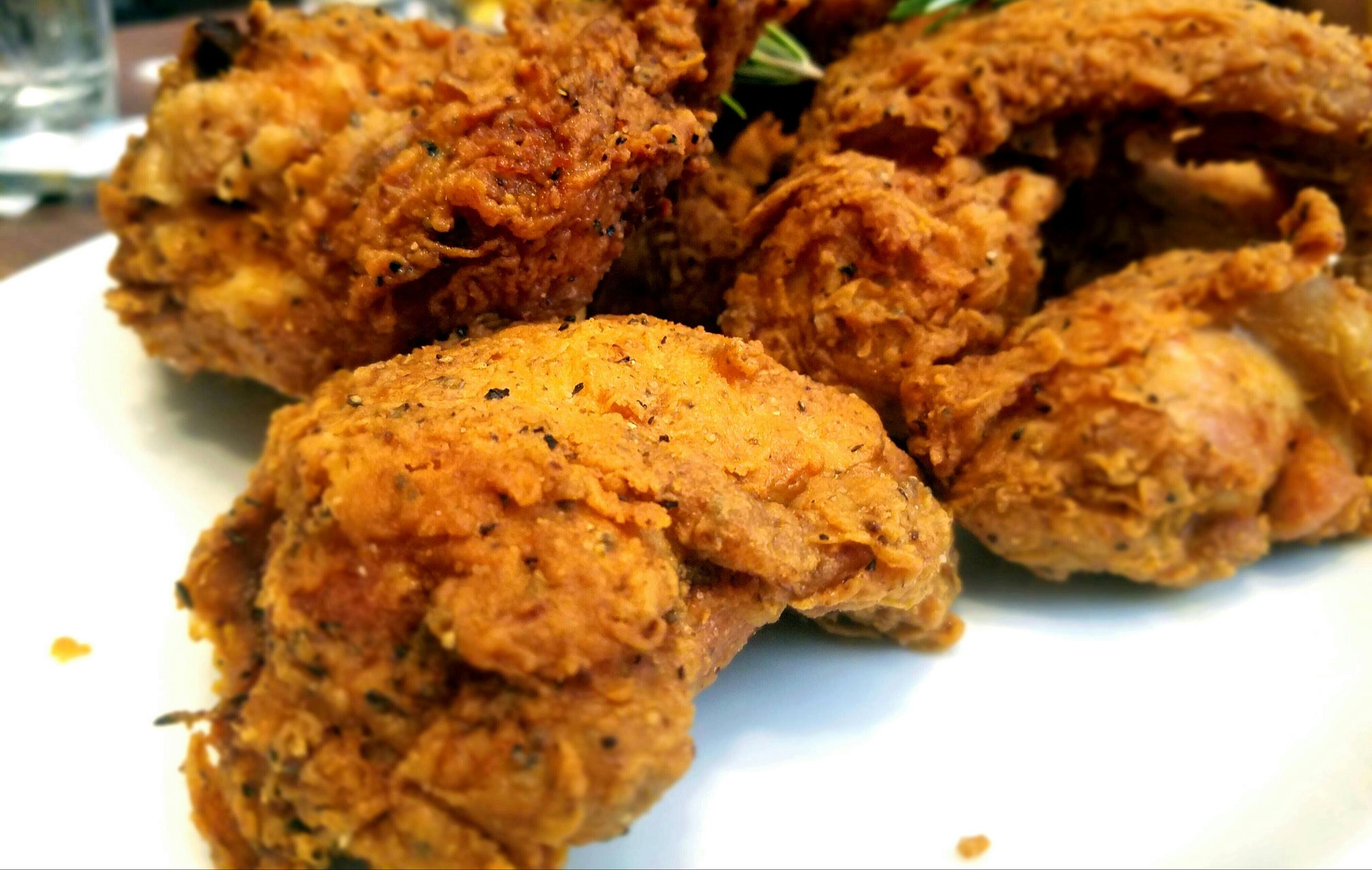 Finger Lickin' Fried Chicken