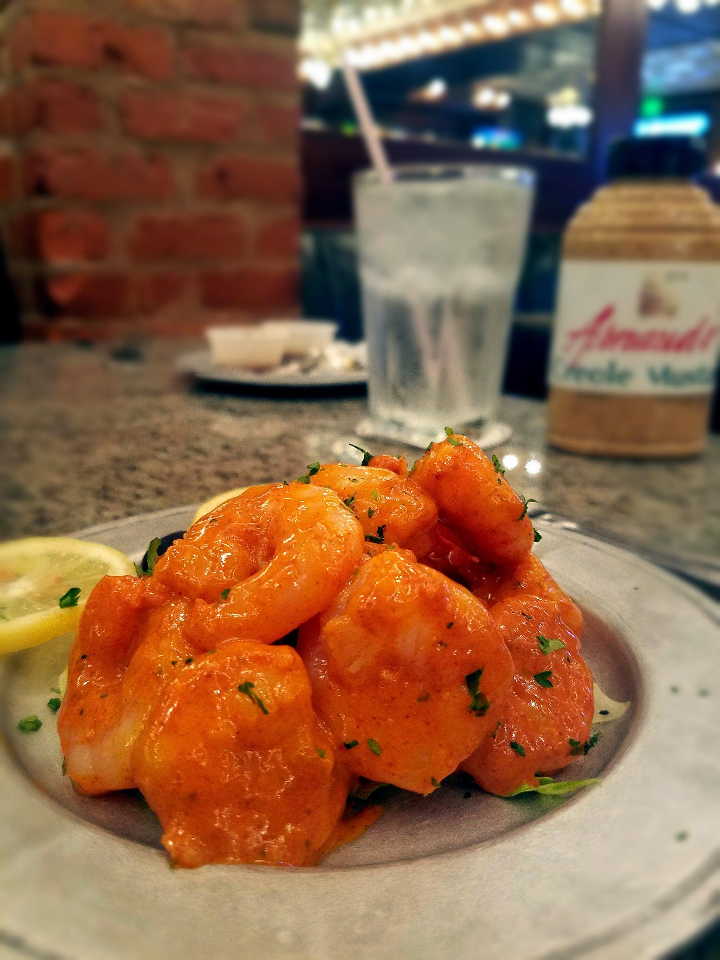 Shrimp Arnaud