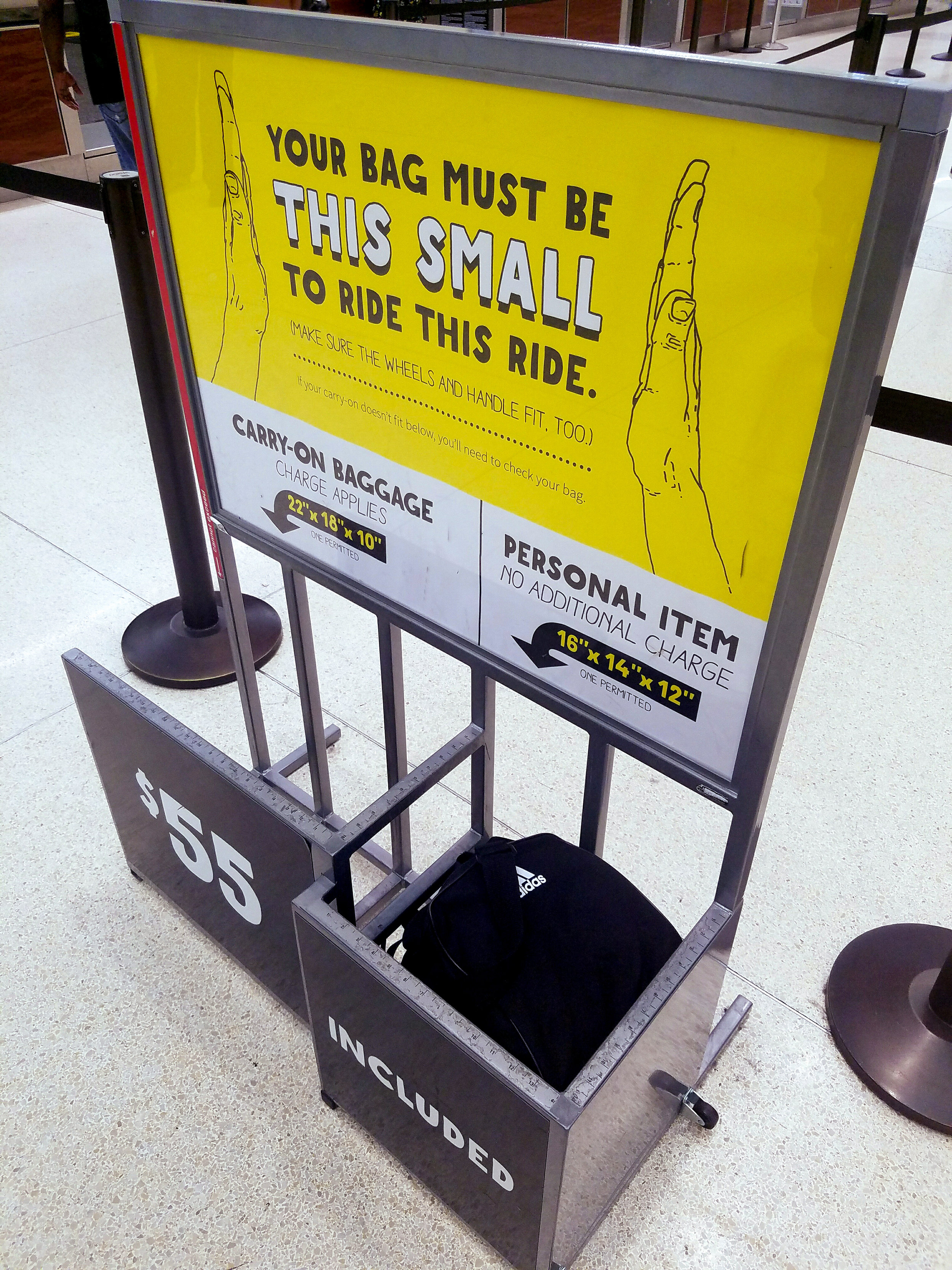 bag-sizer-spirit-airlines