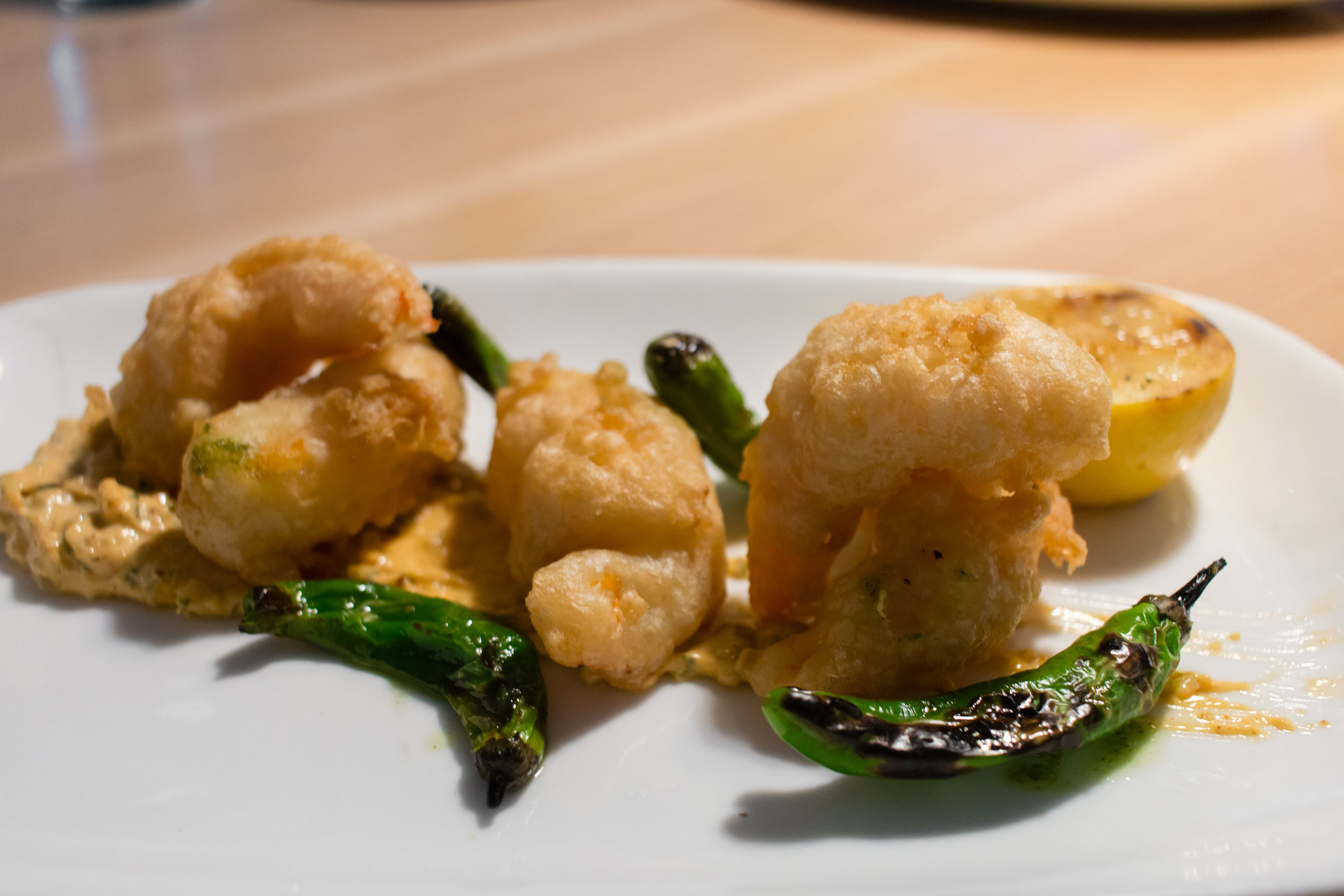 Tempura Fried Shrimp