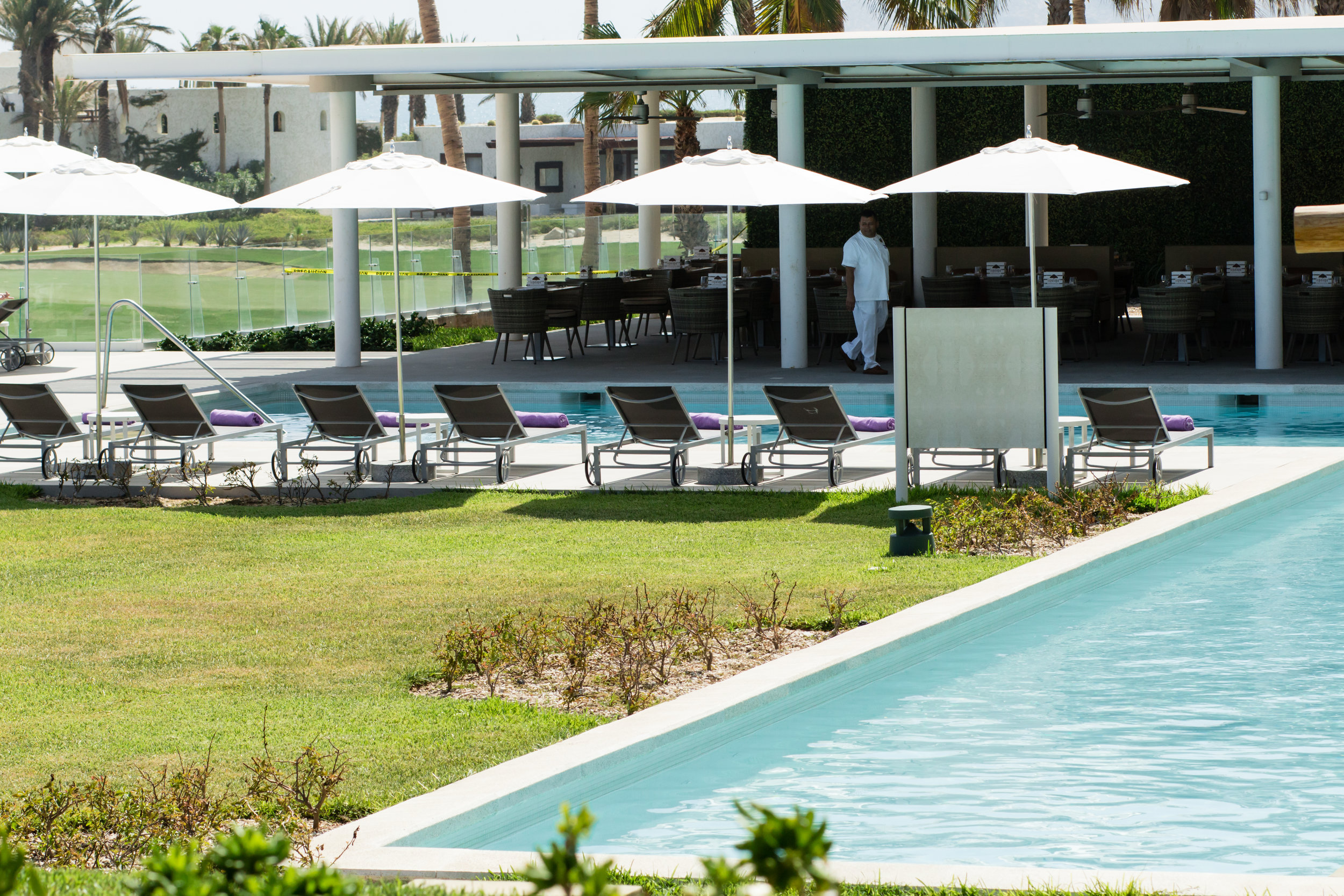 Royal Service Pool and La Palapa
