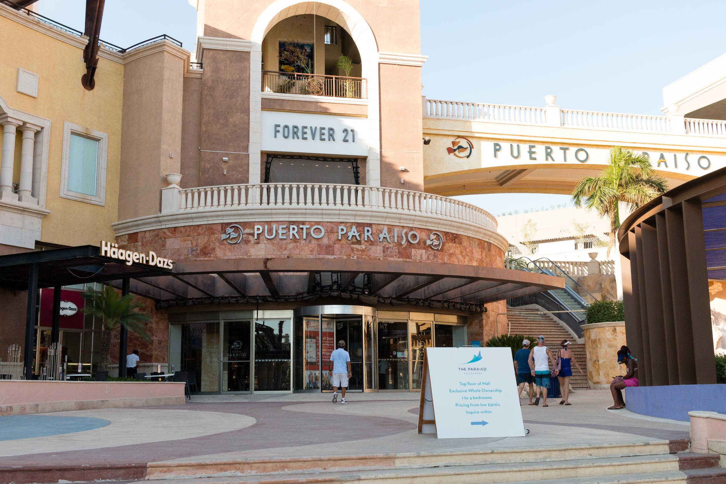 puerto-paraiso-mall-things-to-do-cabo-san-lucas-mexico