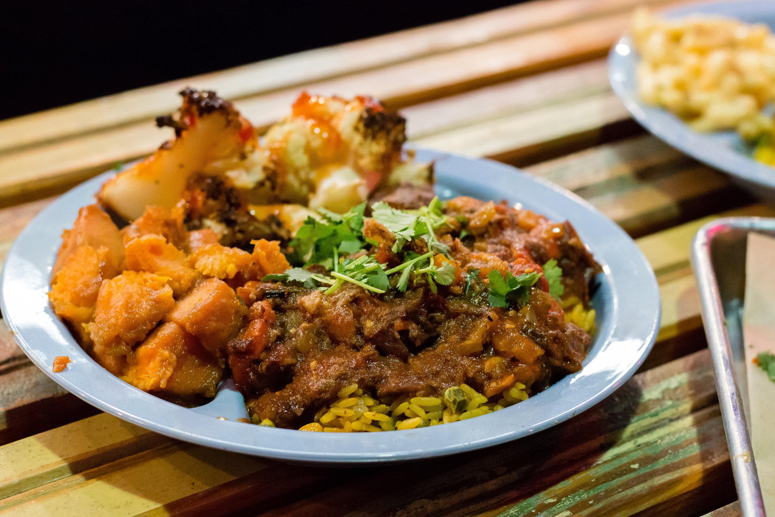 Amazingly Delicious Curry Chicken