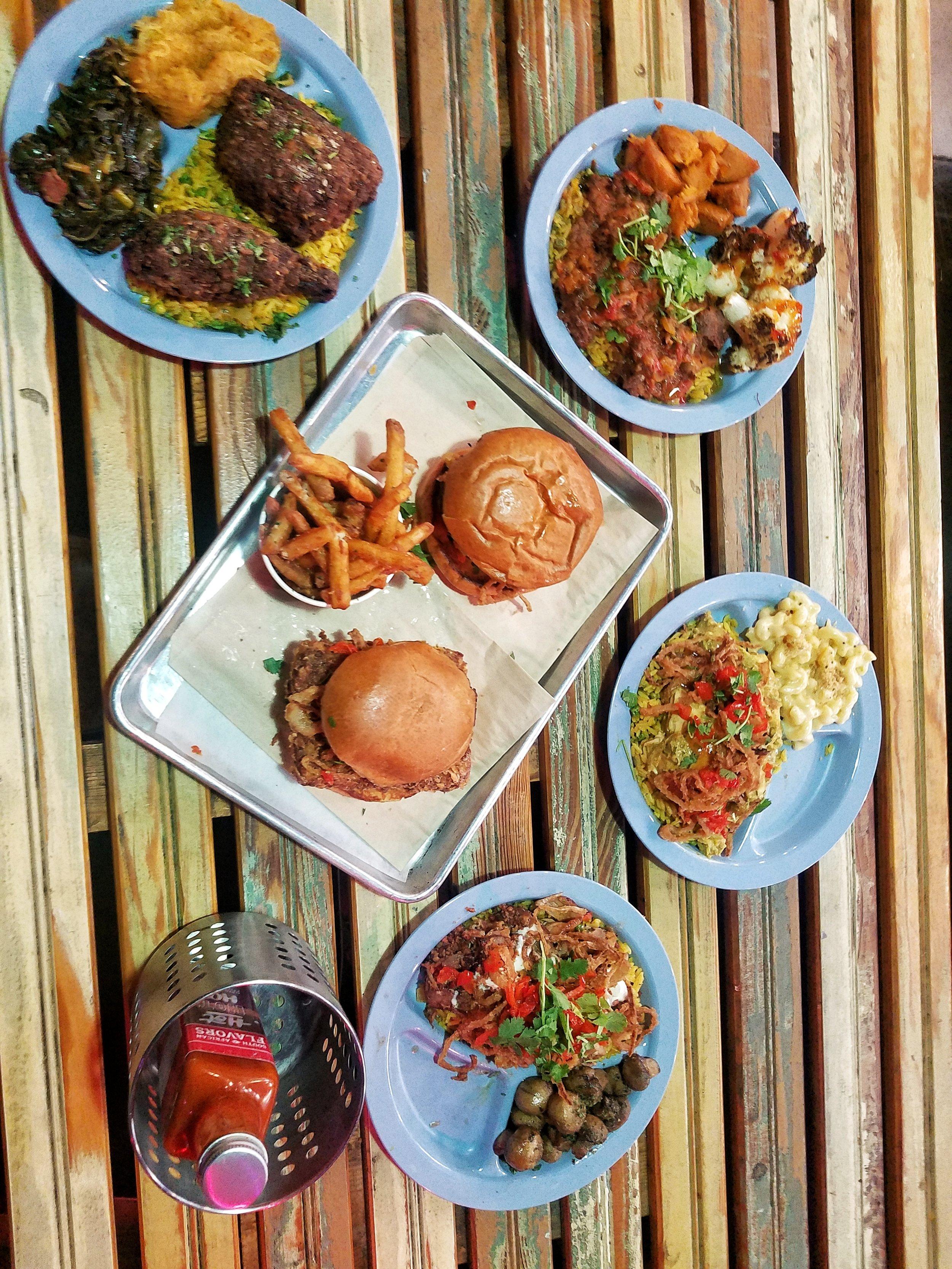 peli-peli-kitchen-variety-of-menu-items-south-african-houston