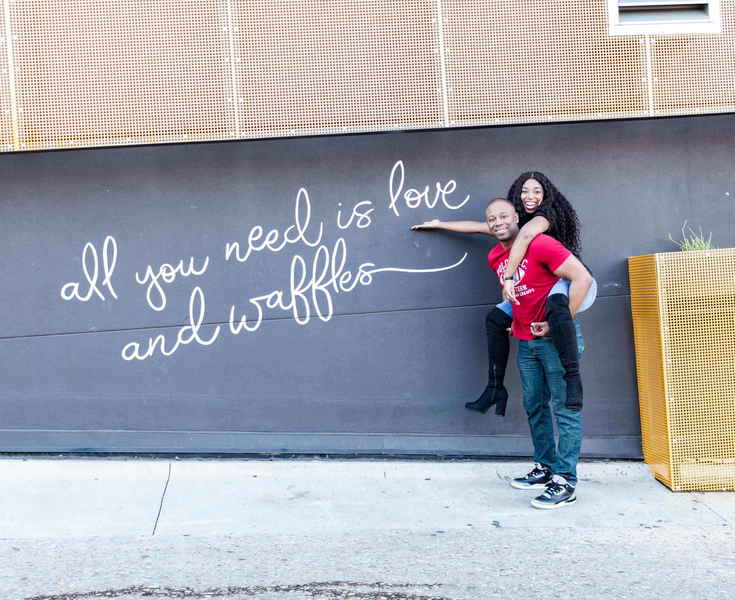 waffle-champion-cute-mural-couples-romantic-weekend-oklahoma-city