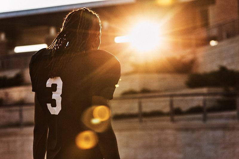 texas football - Nike football