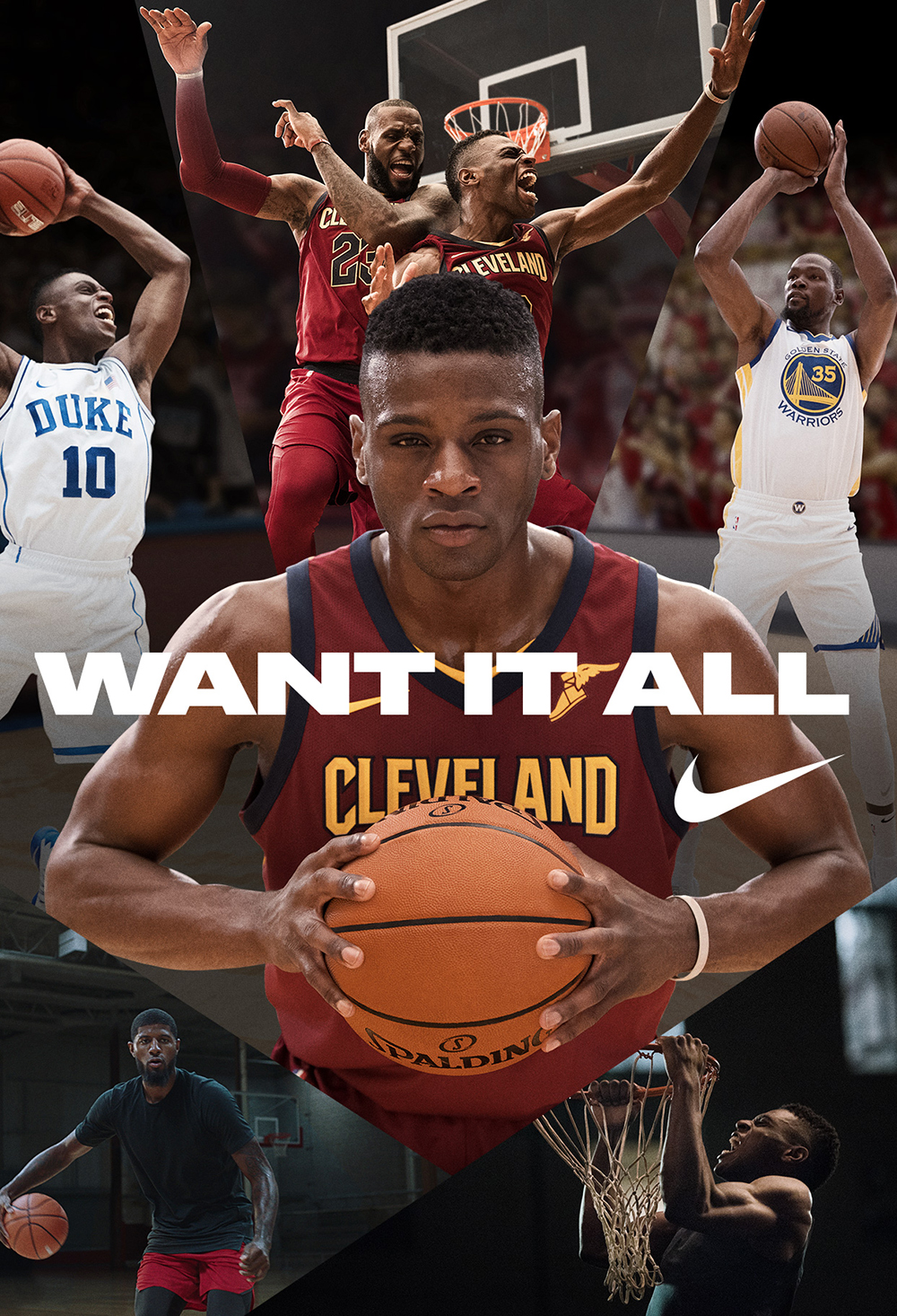 want it all - Nike