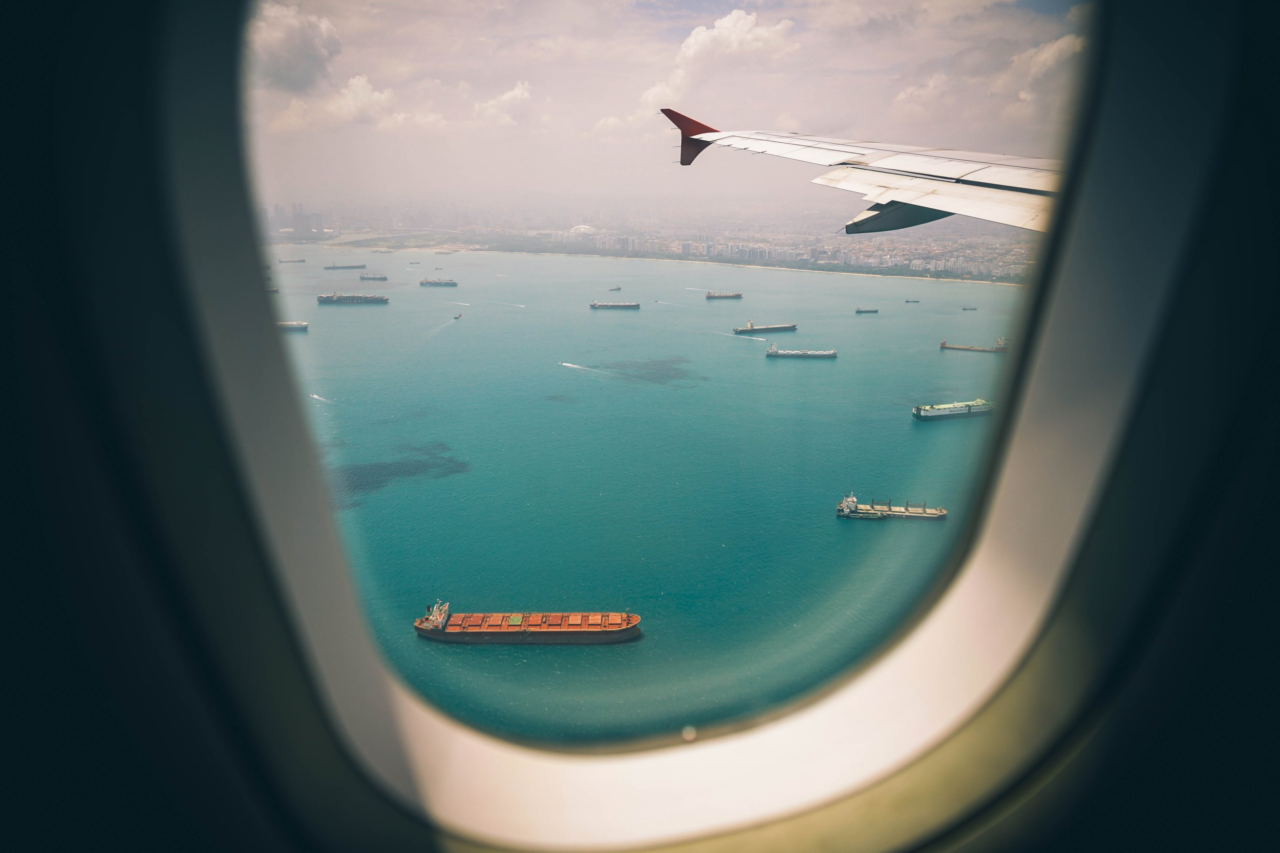 1. Overpaying flight tickets
