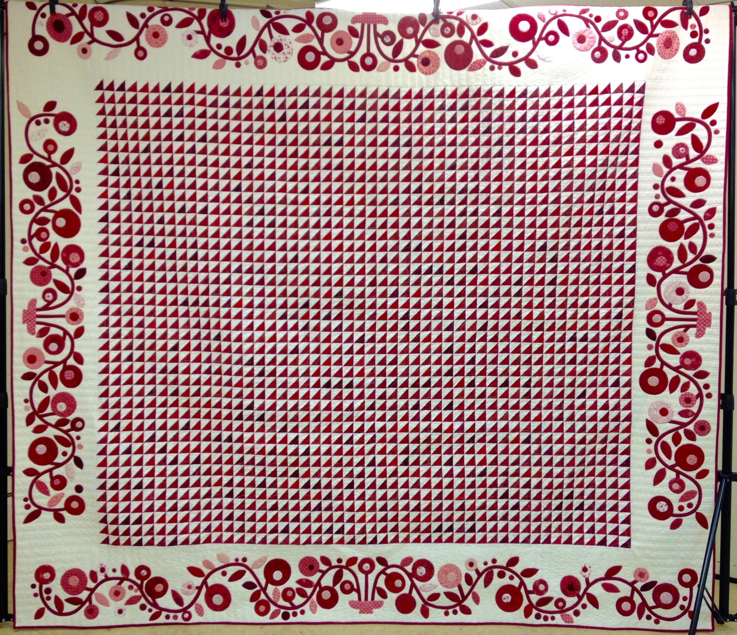 Maple Leaf Quilt Guild Quilt