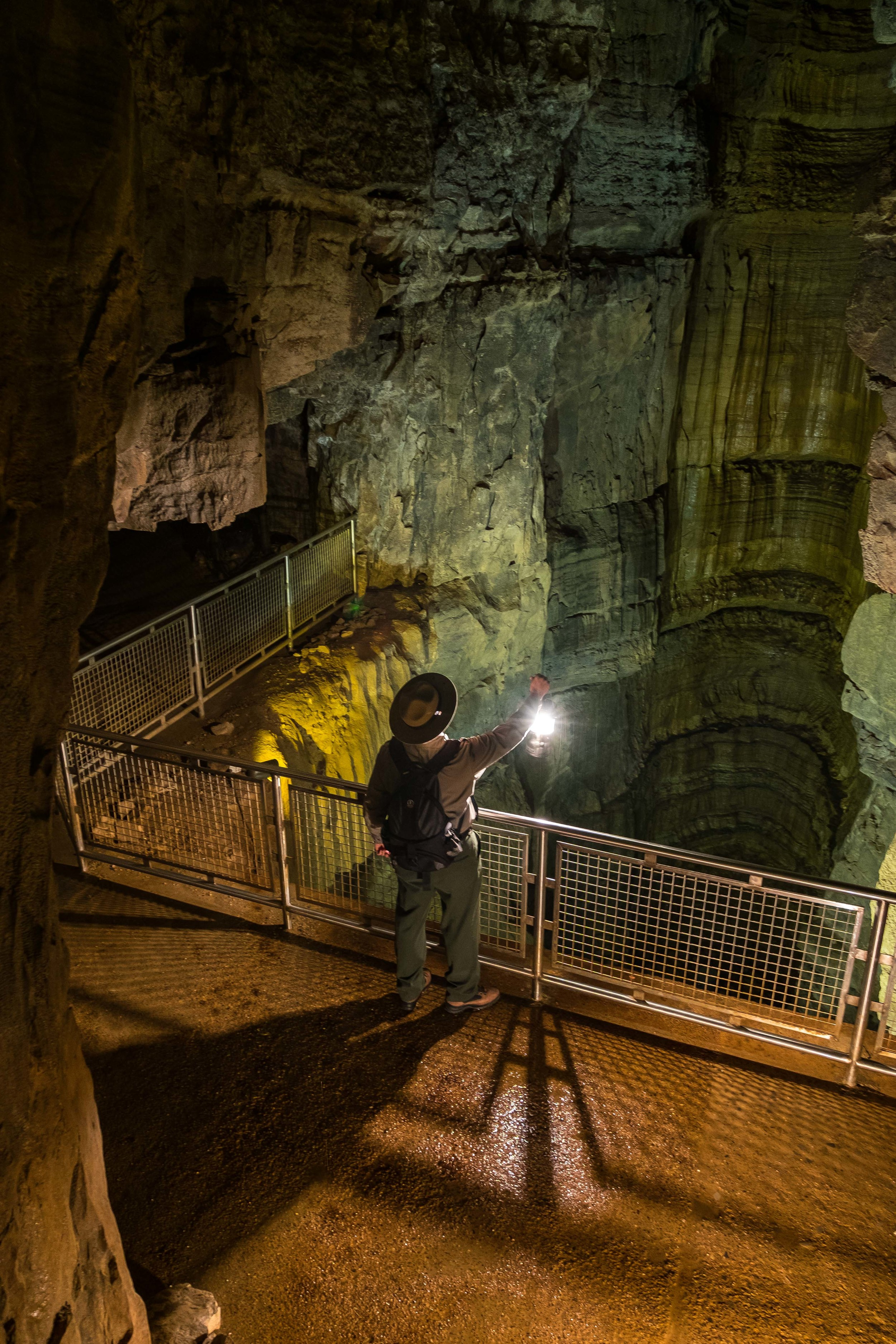 This is one of my favorite images in the cave....
