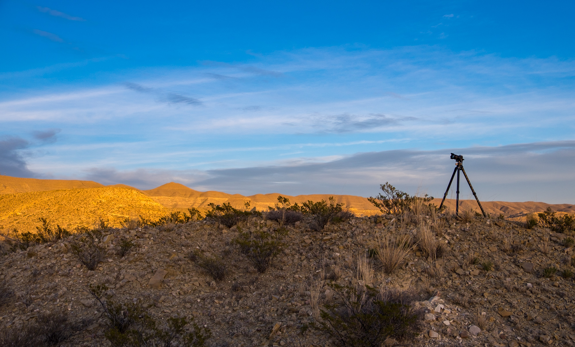 Fujifilm X-T1 catches a sunset timelapse.