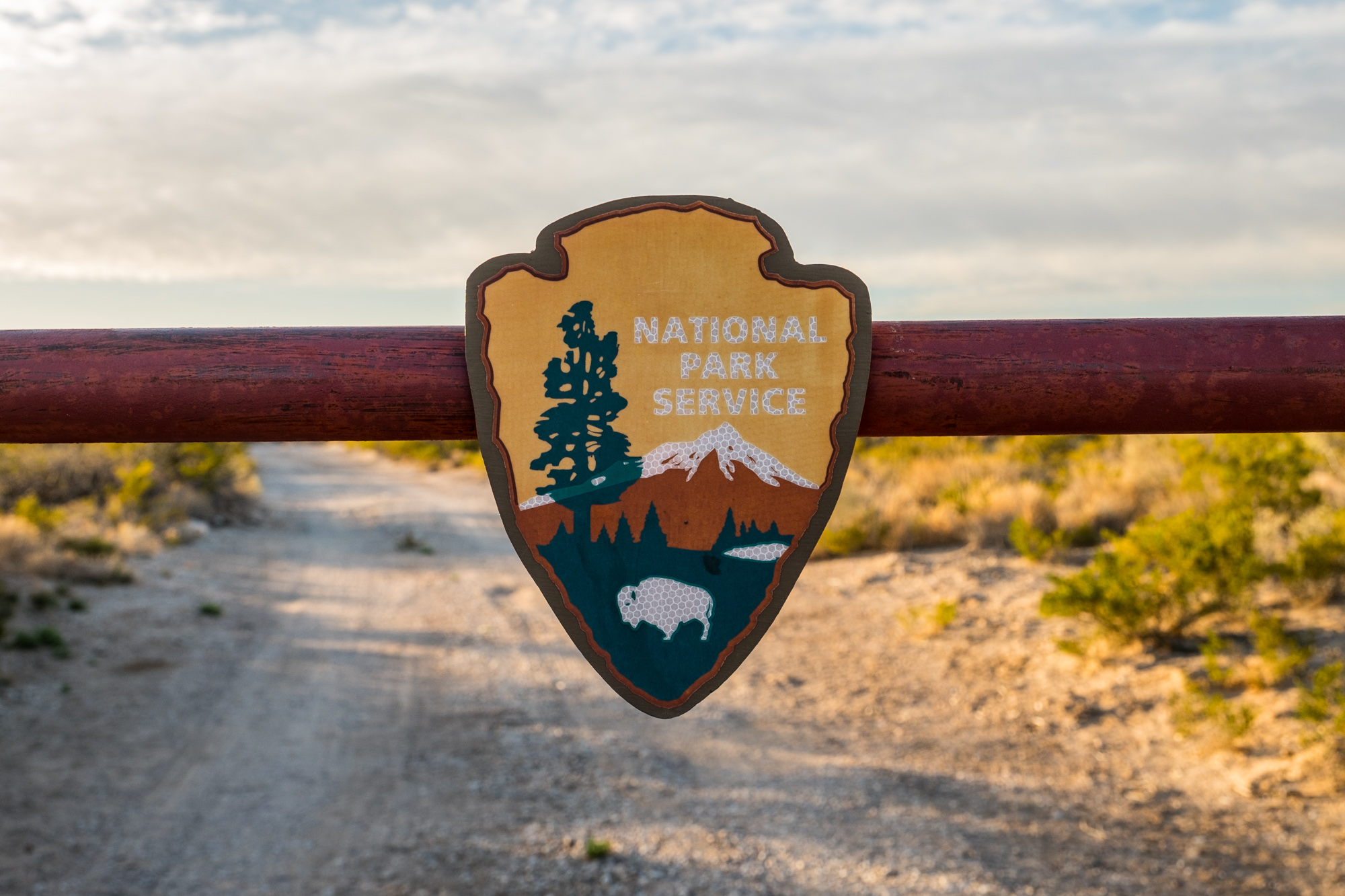 National Park Service insignia