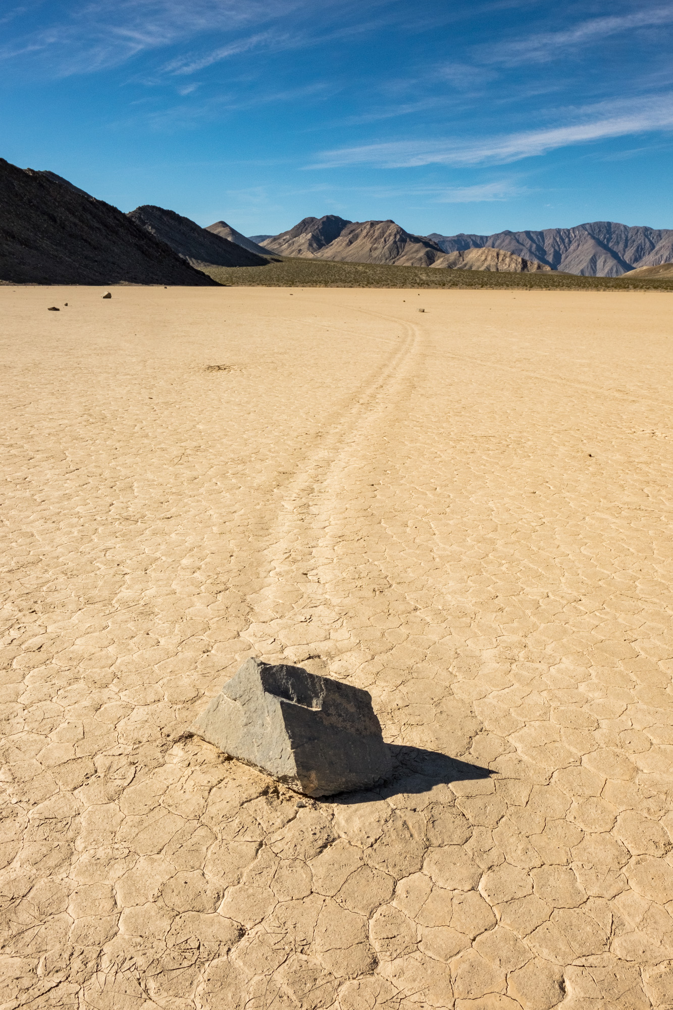 "The mystery of the racing rocks was recently solved, but for such a long time it proved to be a difficult thing to understand. Many thought, ""perhaps it was aliens who moved the rocks?"""