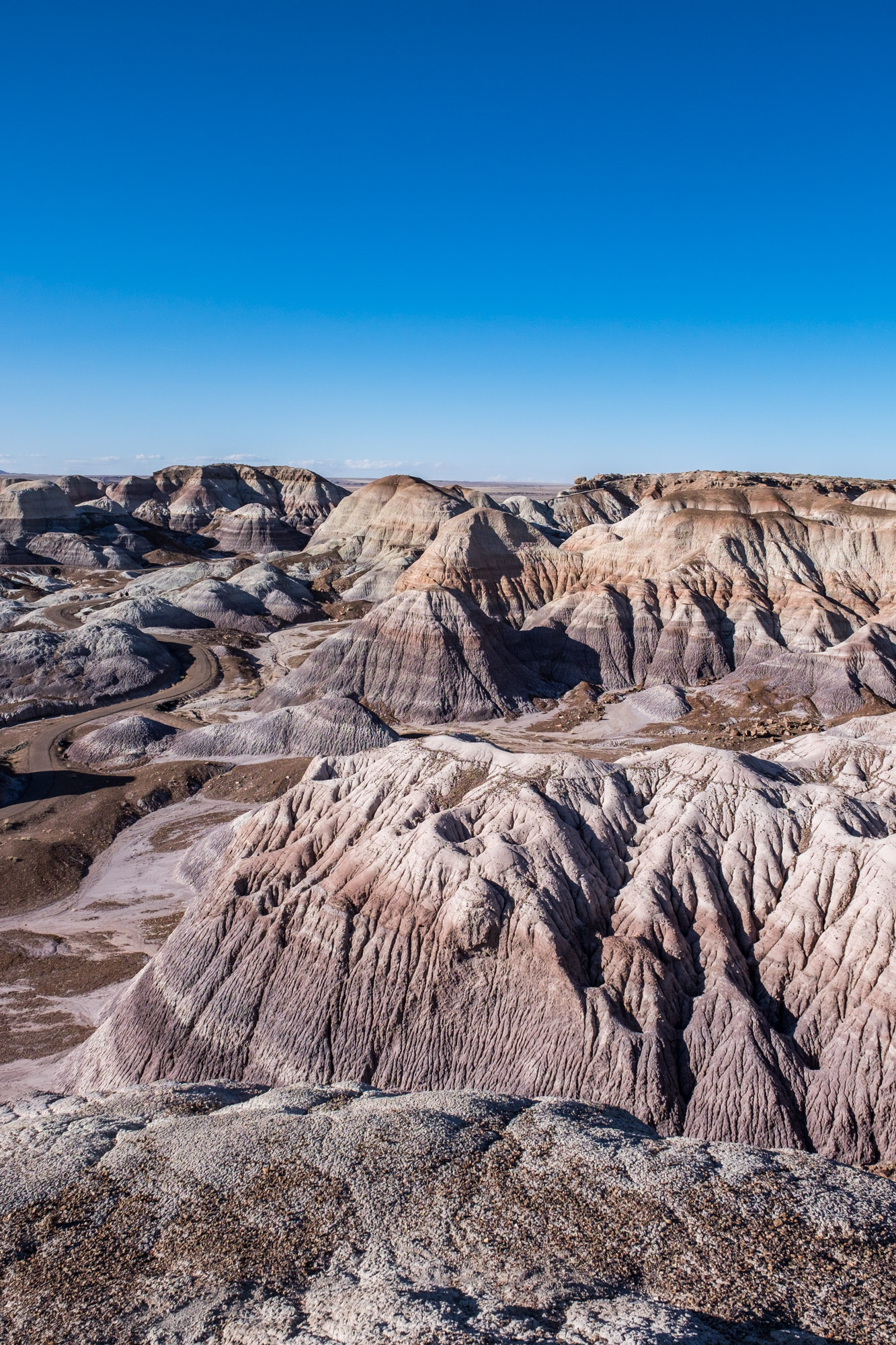 What strange earthly processes collided to make such a unique place?