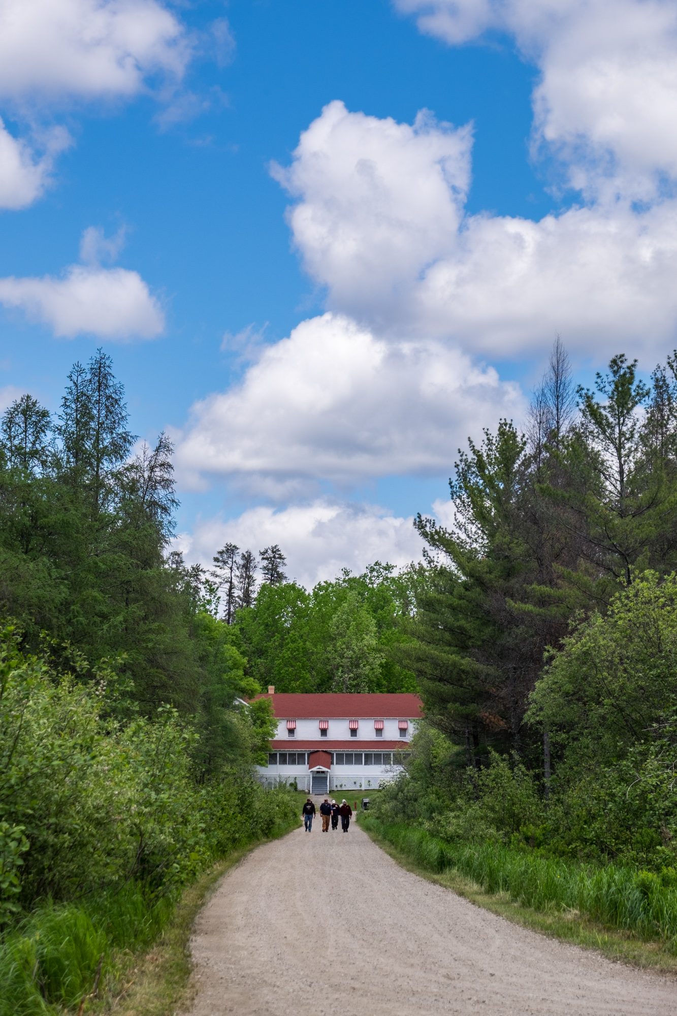 The historic Kettle Falls Hotel in Voyageurs National Park is a must see and is accessible to travelers of all ability levels.