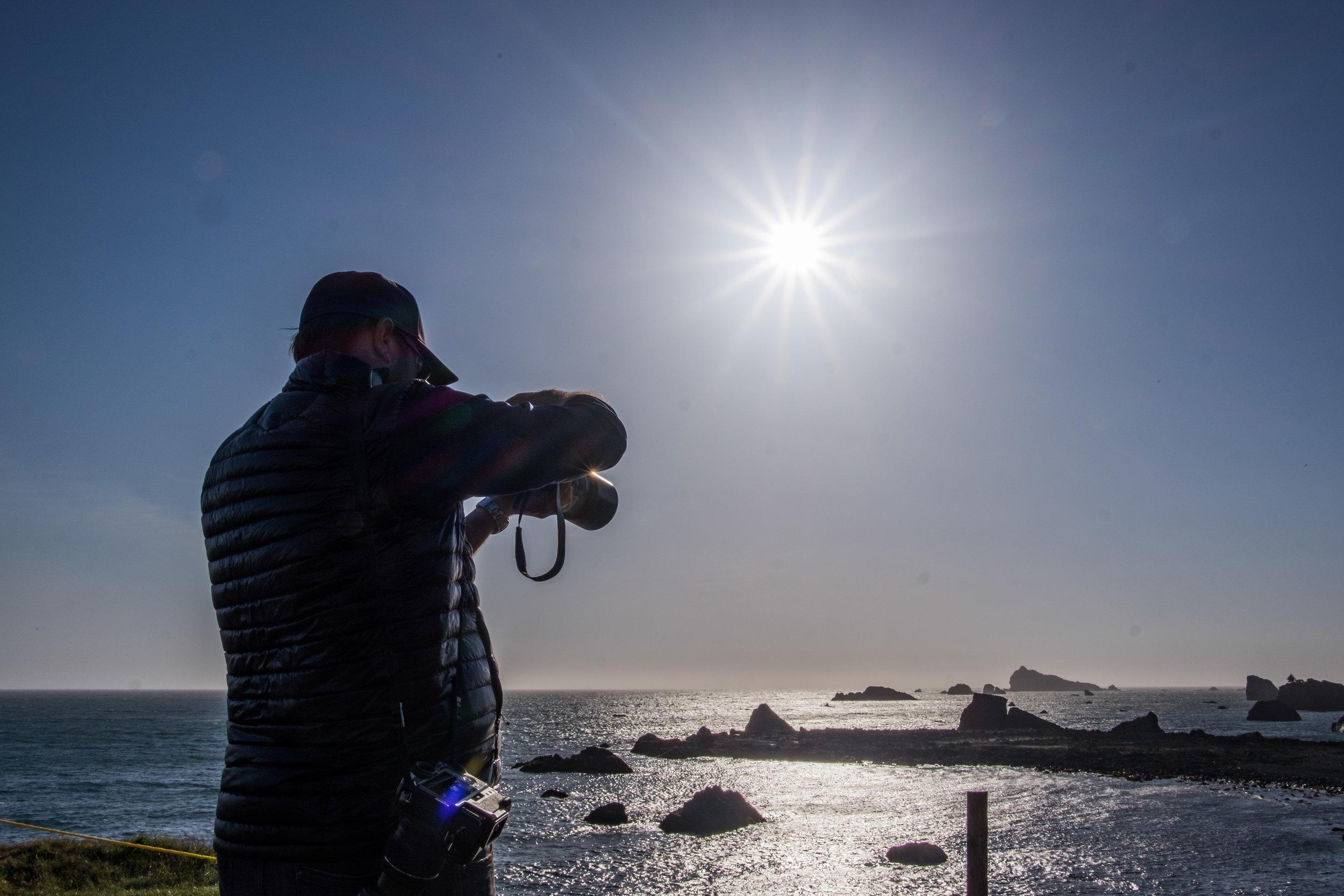 Jonathan Irish makes some magic with Fujifilm at Redwoods National Park in Northern California.