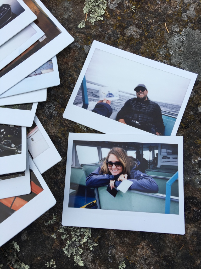 Instaxing our way through the national parks.