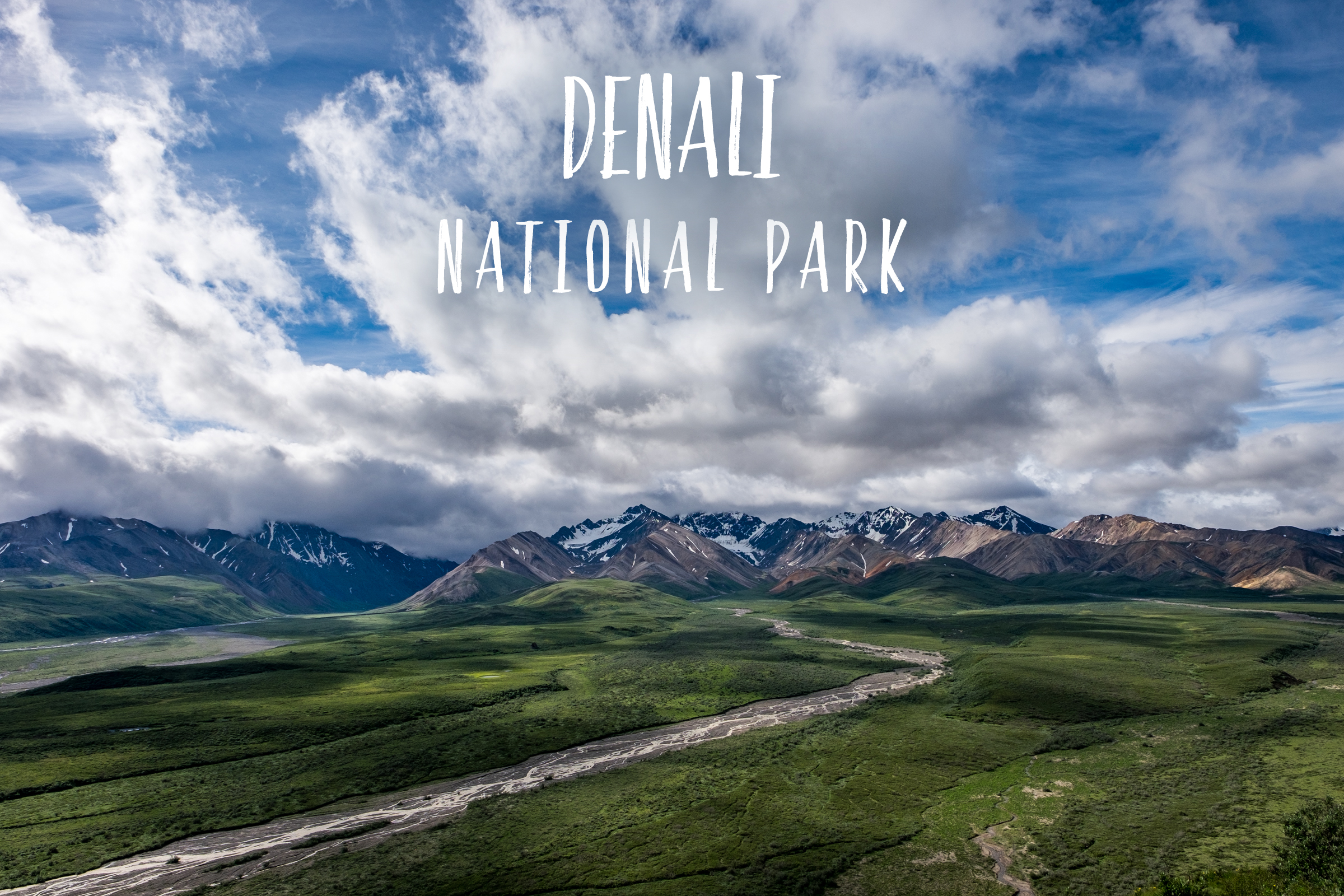 Park 33/59: Denali National Park in Alaska