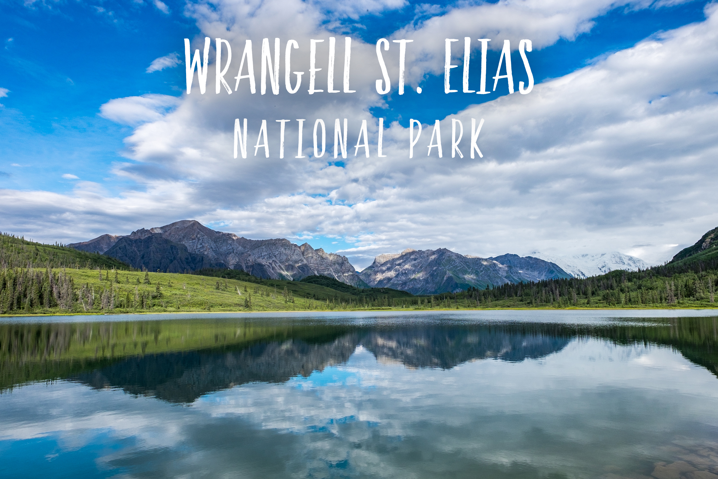Park 34/59: Wrangell St. Elias National Park and Preserve in Alaska