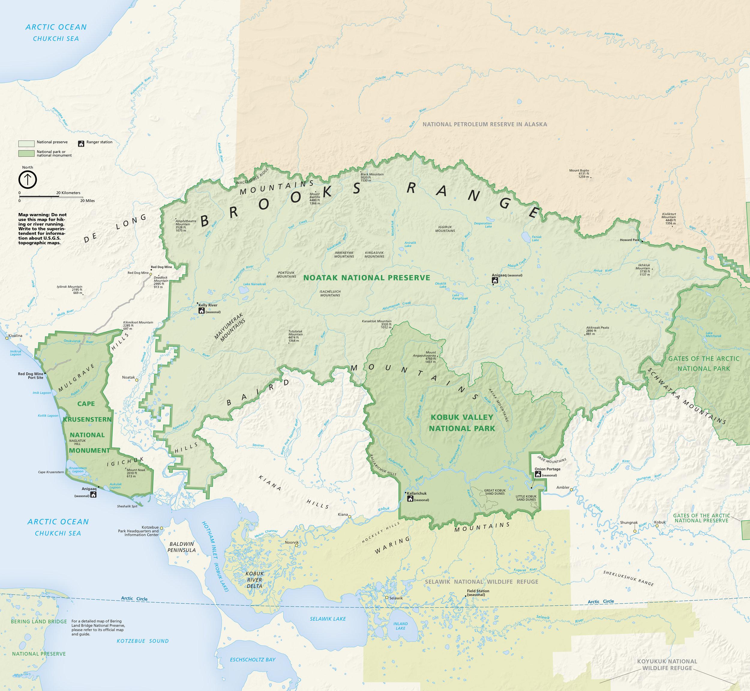 WEAR Park Map GG