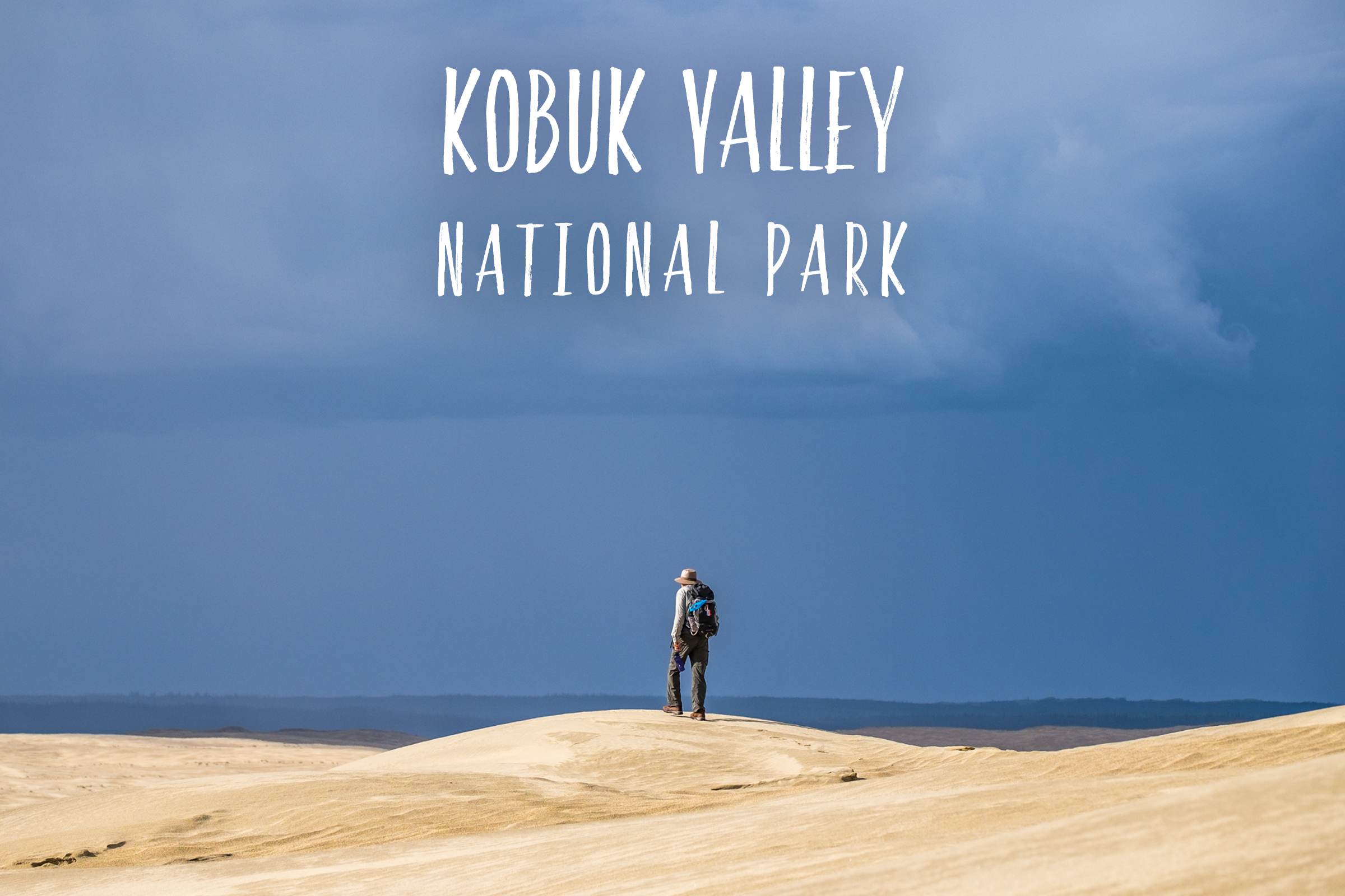 Park 36/59: Kobuk Valley National Park in Alaska