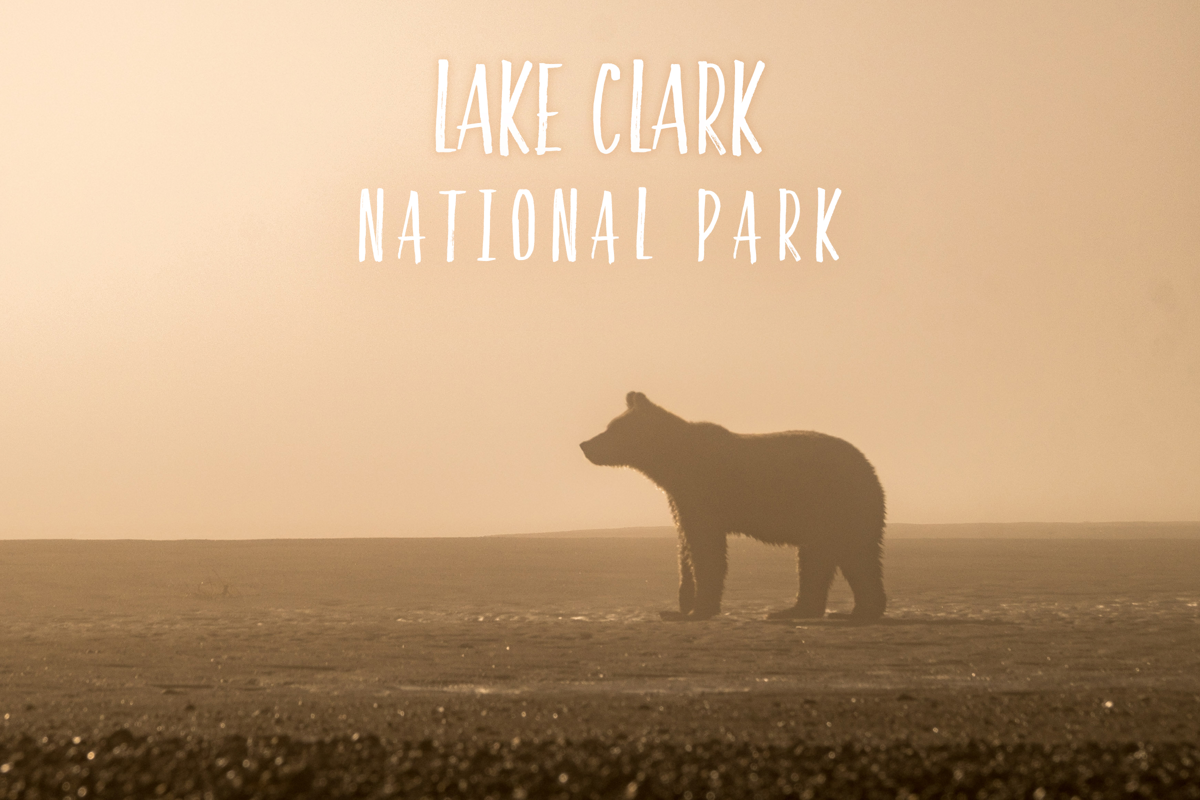Park 37/59: Lake Clark National Park in Alaska