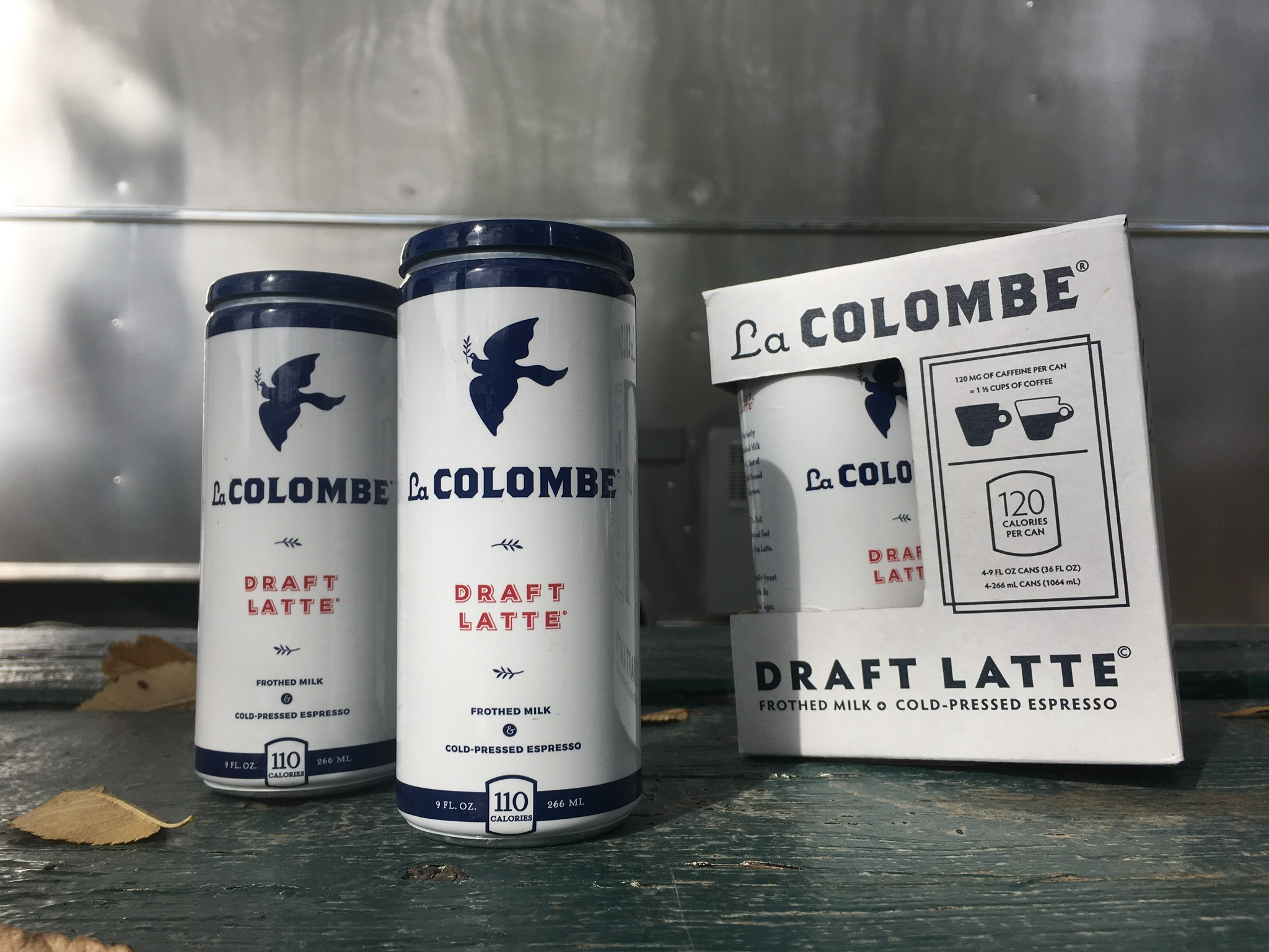 La Colombe Coffee, our new obsession!