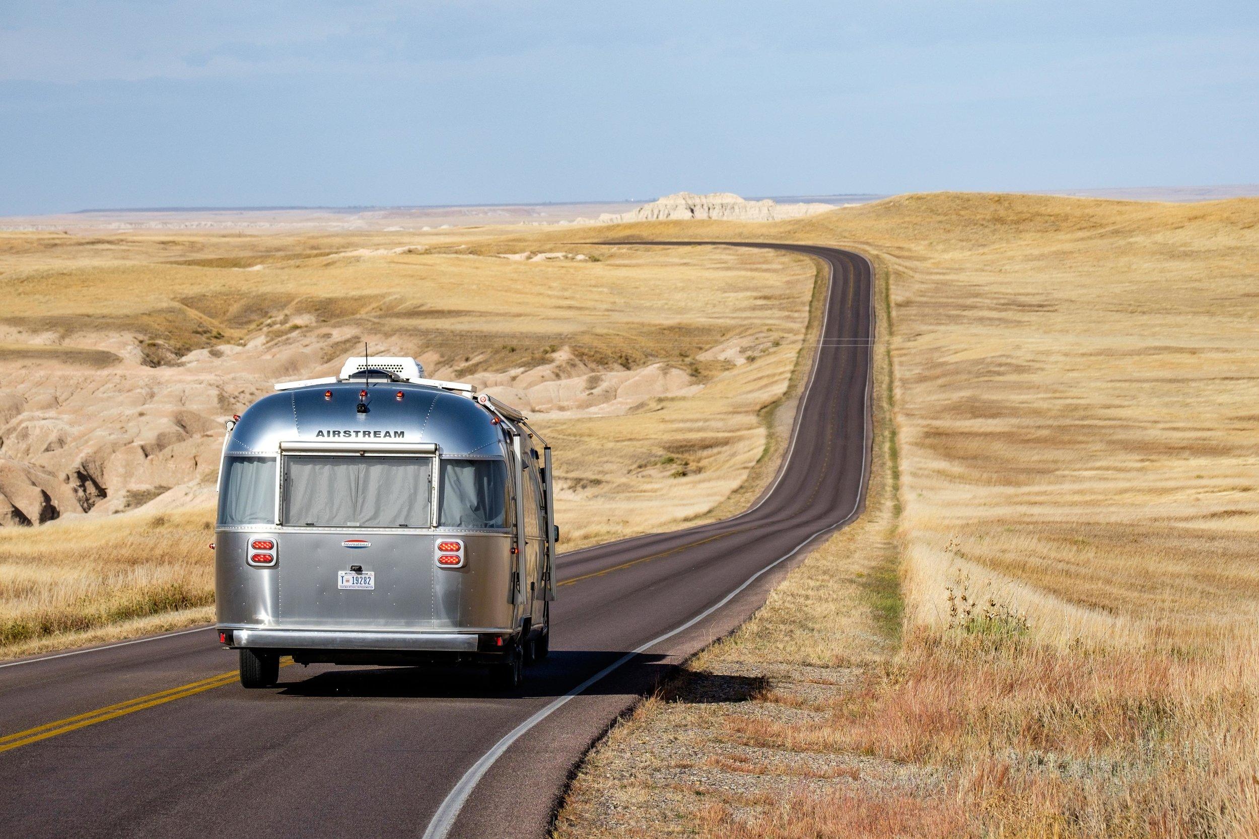 On Badlands Park Loop Road in South Dakota's most popular park!