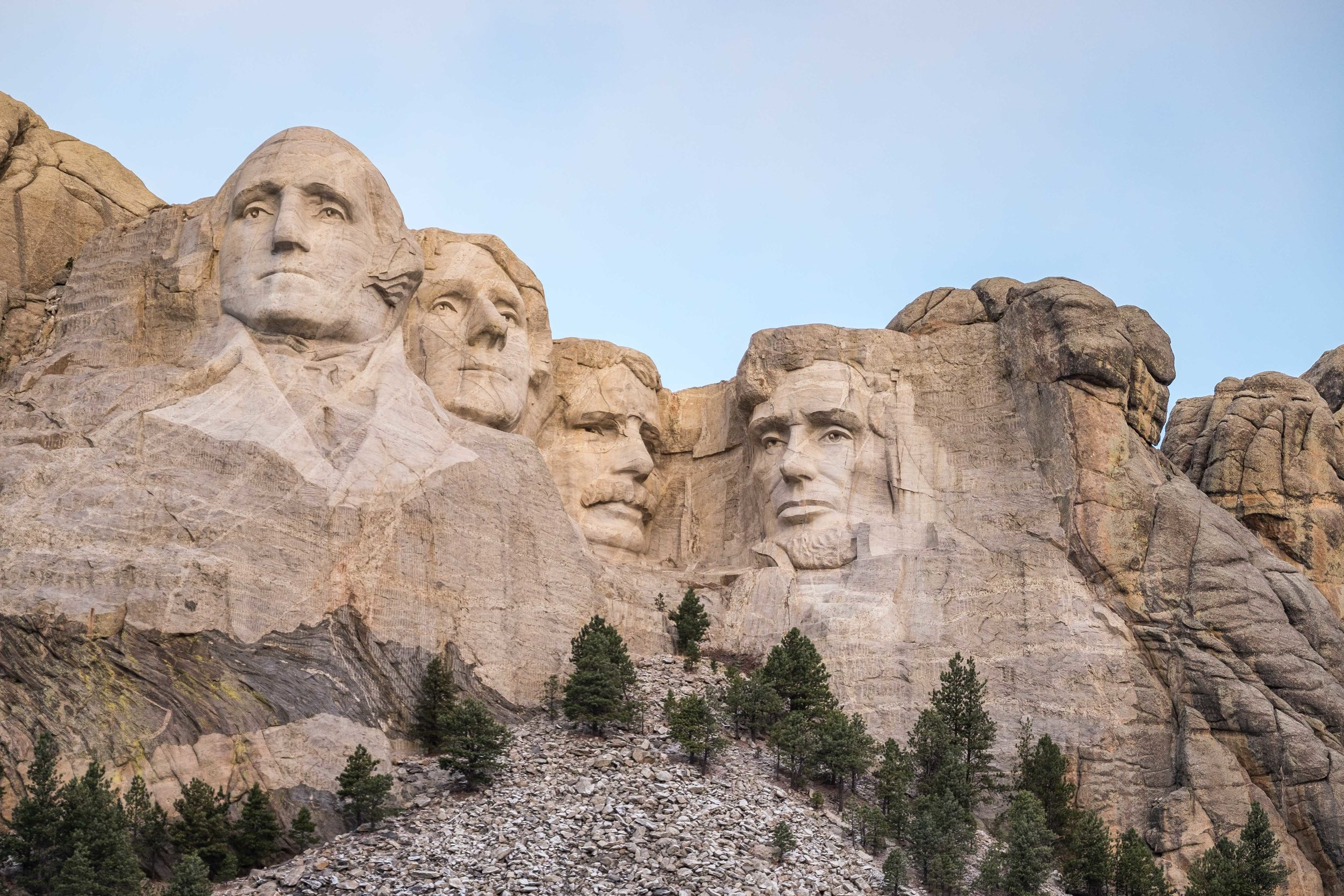 Just like the National Park Service,  Mount Rushmore  also celebrated a milestone birthday during 2016, turning 75 years old in October.