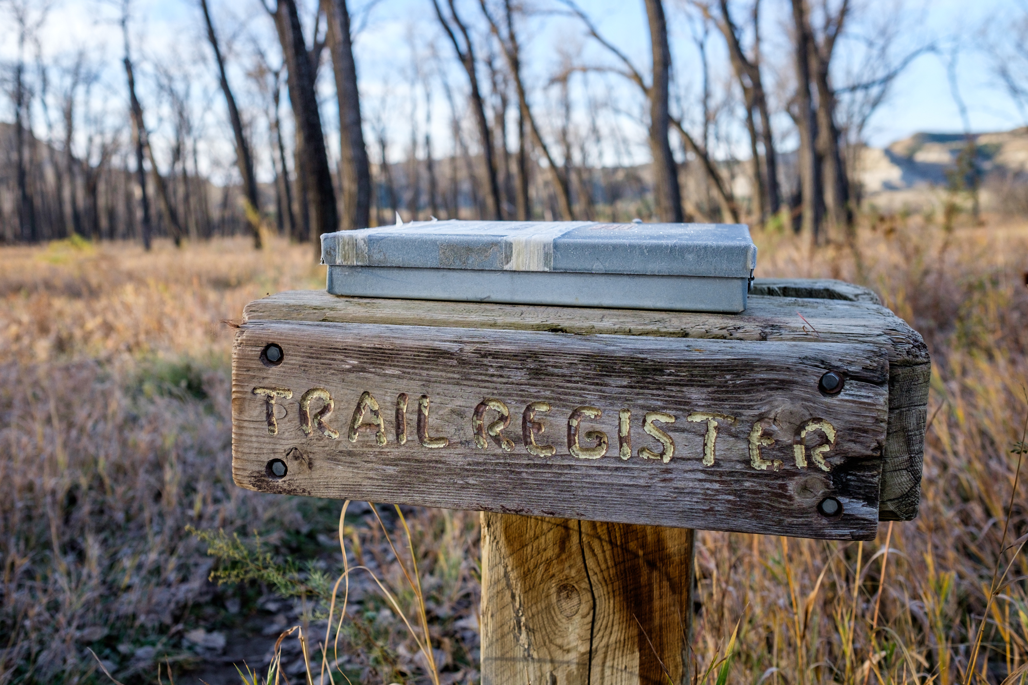 Achenbach Trail is notoriously grueling and can be dangerous if you head out unprepared. Get equipped with the info you need at the Visitor Center and sign the registry before heading out!