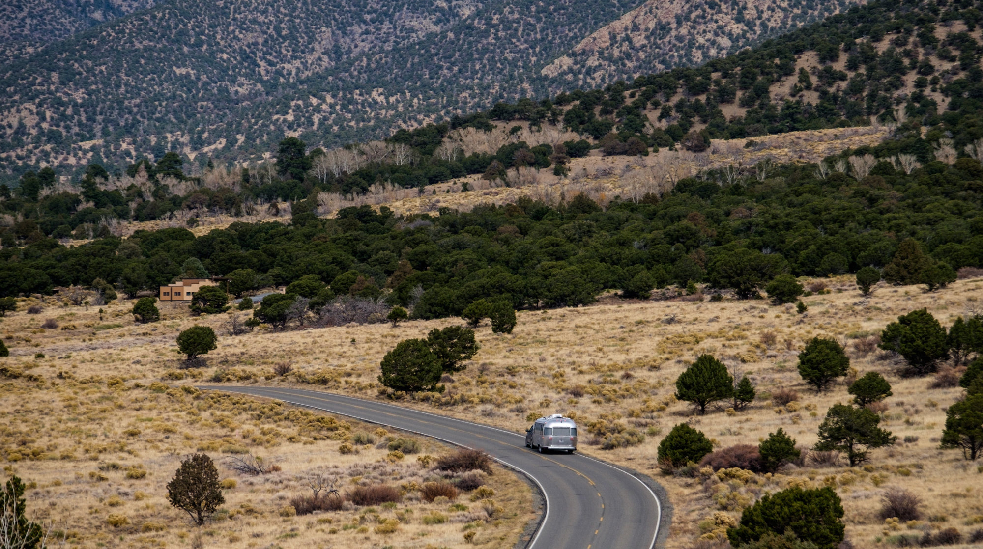 Wally on the road.  #LiveRiveted