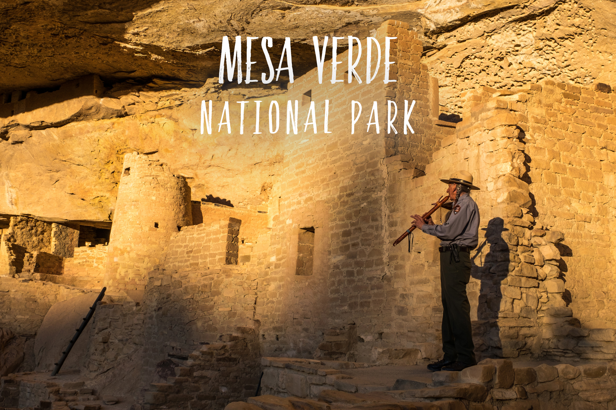 Park 48/59: Mesa Verde National Park in Colorado